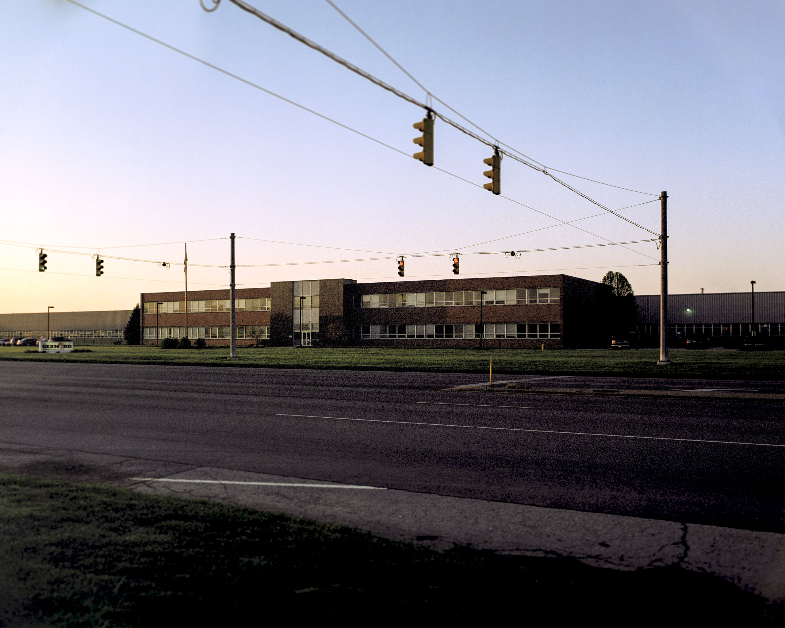After 58 years of manufacturing bearings at this plant in west Indianapolis, Rexnord is moving its operations to Monterrey, Mexico