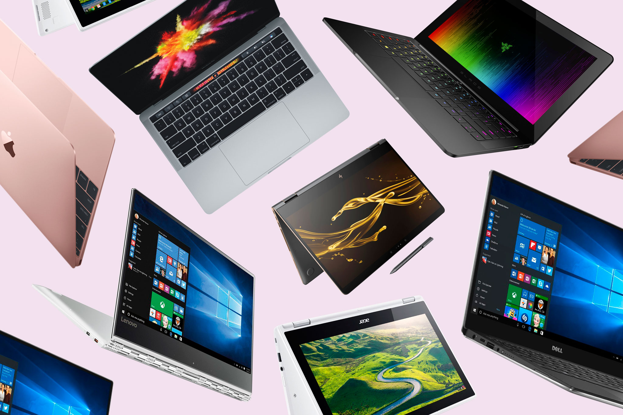 The Best Laptops You Can Buy   Time