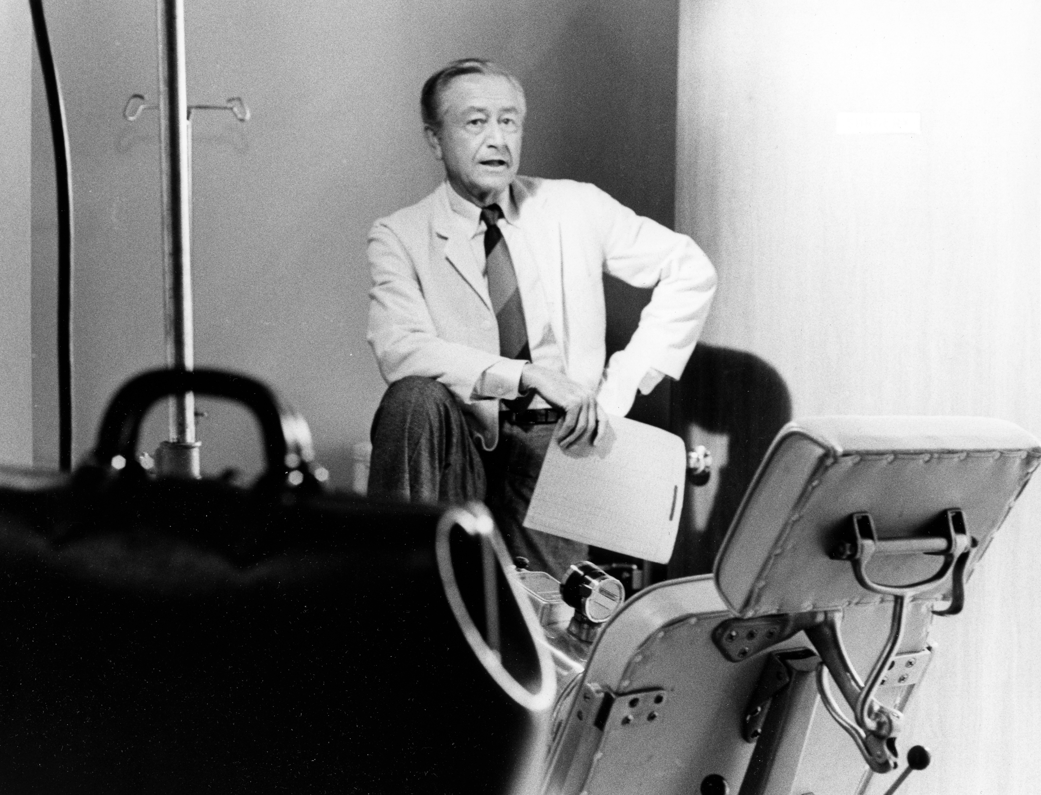 Robert Young as Marcus Welby, M.D.