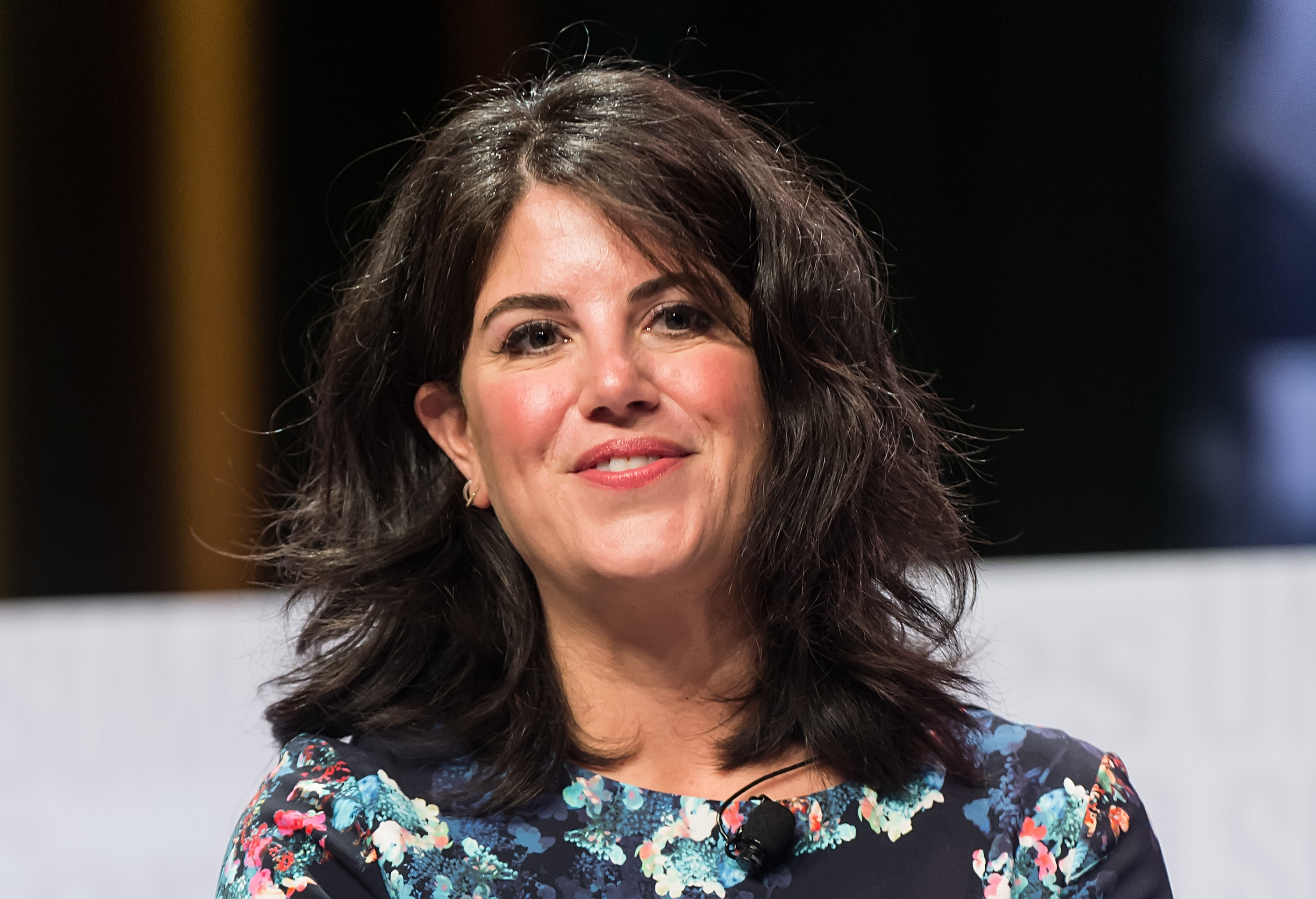 PHILADELPHIA, PA - OCTOBER 06:  Monica Lewinsky attends the Forbes Under 30 Summit at Pennsylvania Convention Center on October 6, 2015 in Philadelphia, Pennsylvania.  (Photo by Gilbert Carrasquillo/Getty Images)