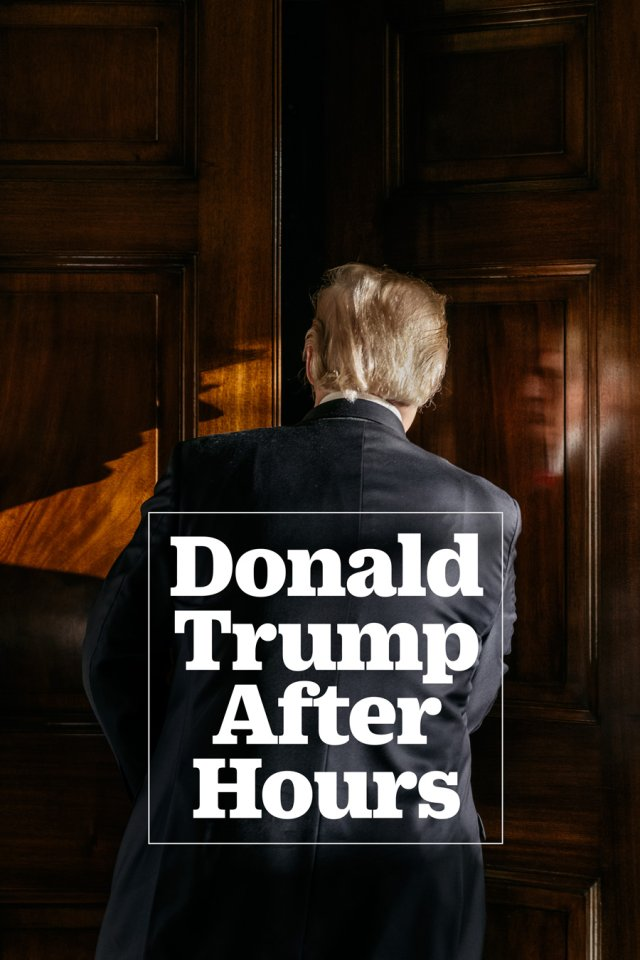 President Trump After Hours