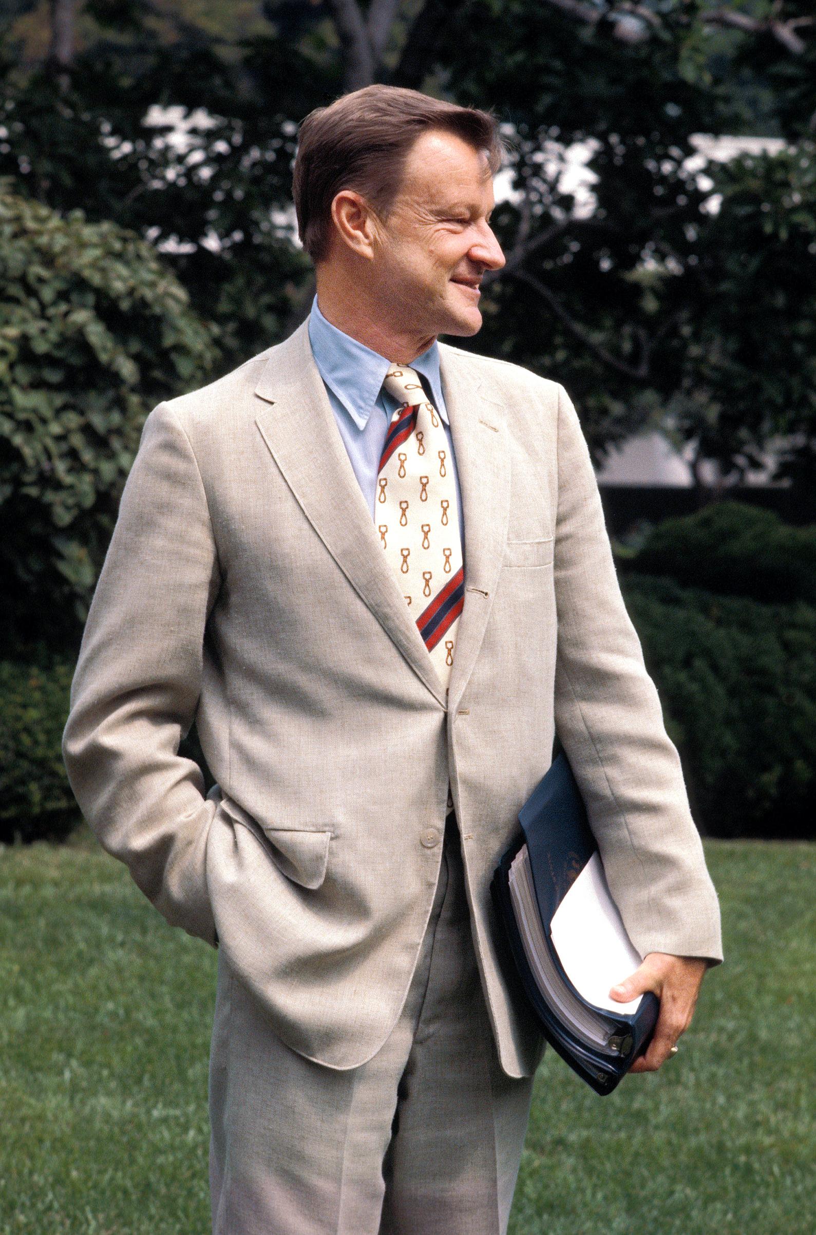 Brzezinski's sharp elbows and intellect served him well as a Washington insider