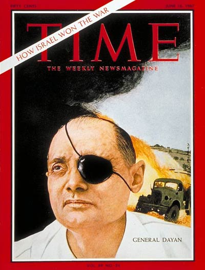 The June 16, 1967, cover of TIME