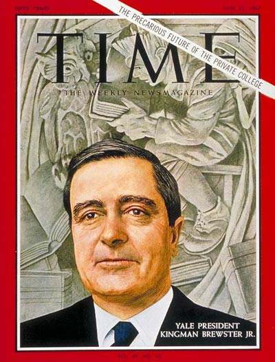The June 23, 1967, cover of TIME