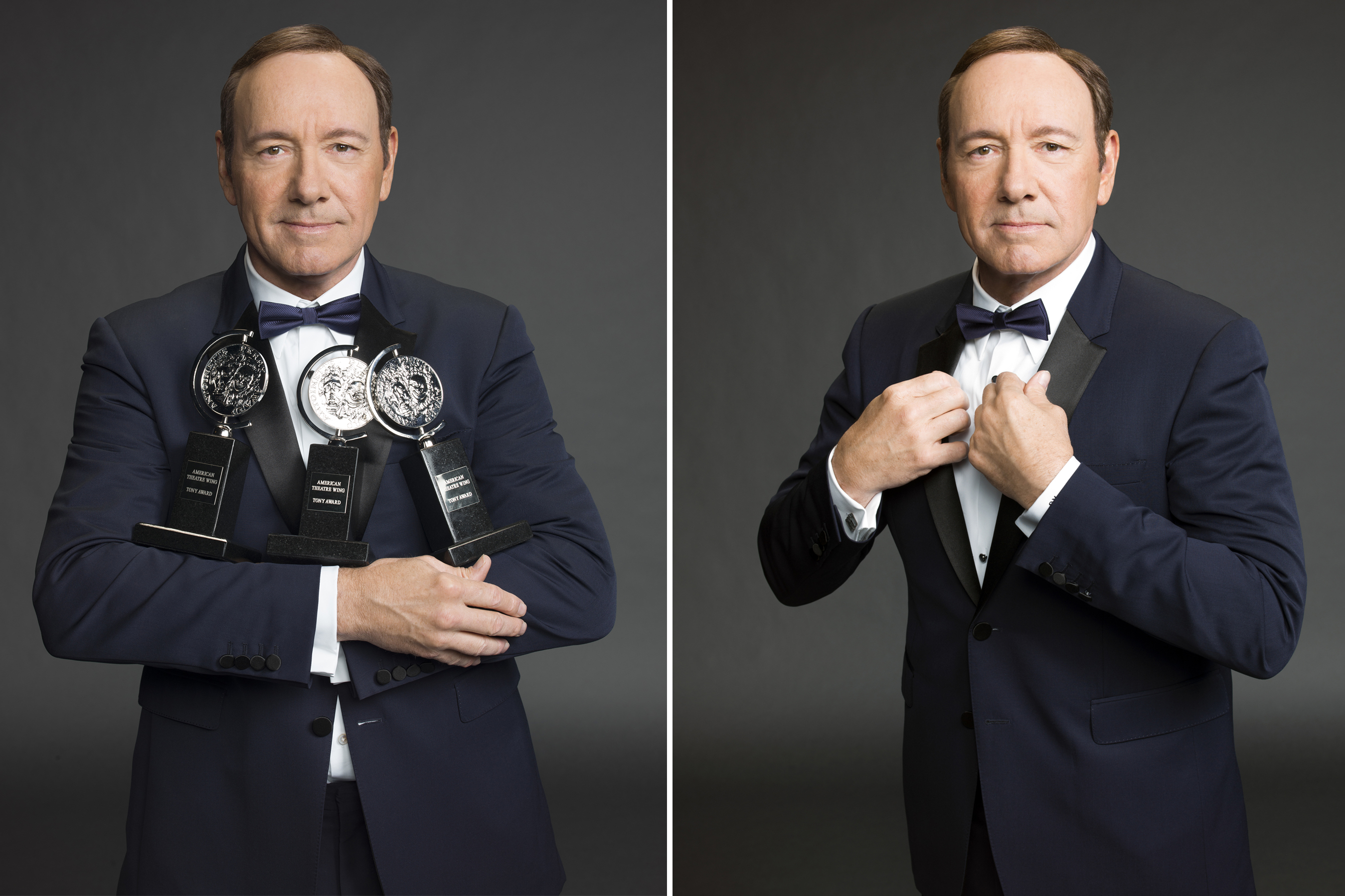 Oscar, Golden Globe and Tony Award-winning actor Kevin Spacey will host THE 71st ANNUAL TONY AWARDS, live from the historic Radio City Music Hall in New York City, Sunday, June 11.
