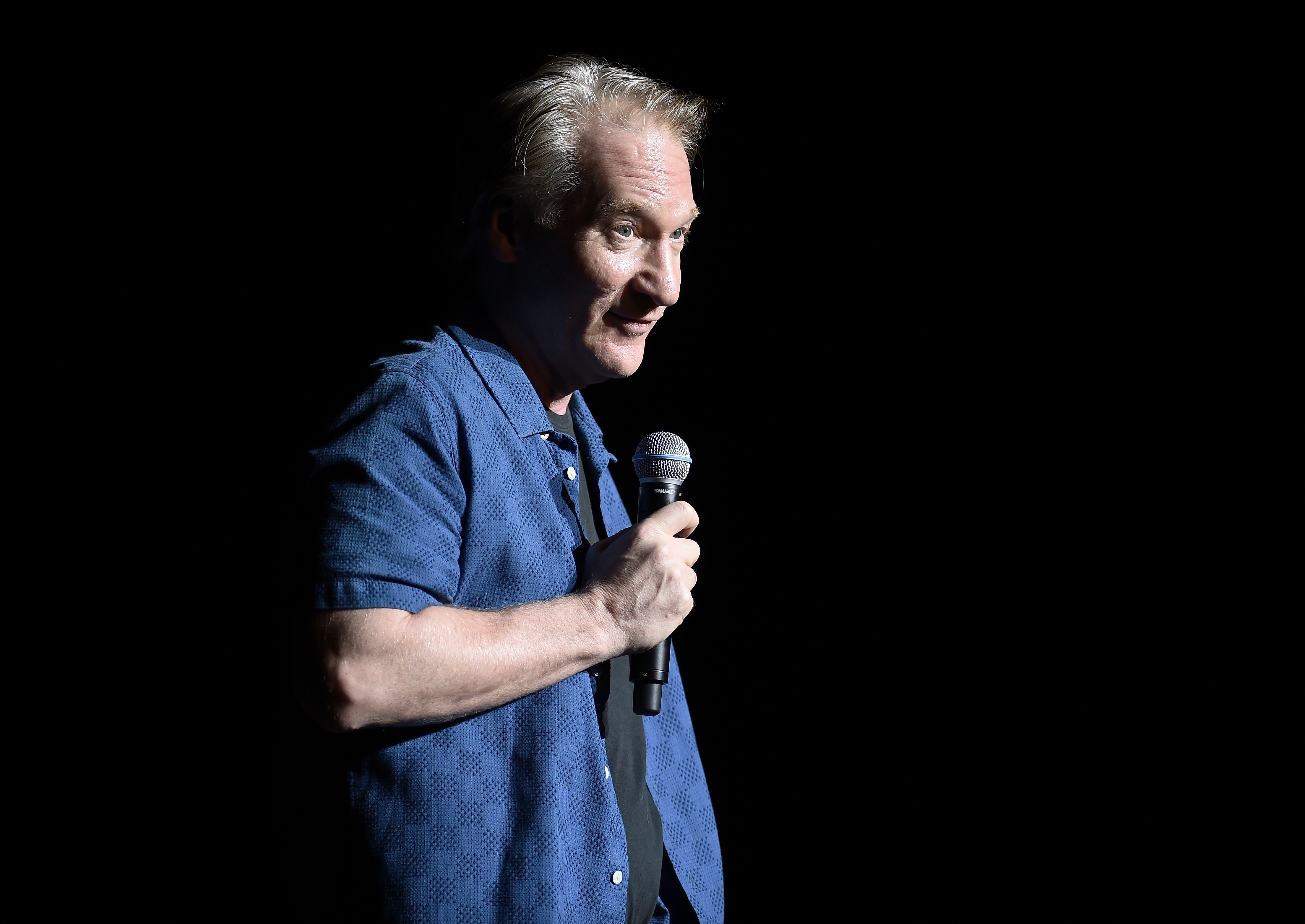 Bill Maher Performs During New York Comedy Festival at The Theater at Madison Square Garden on Nov. 5, 2016 in New York City.