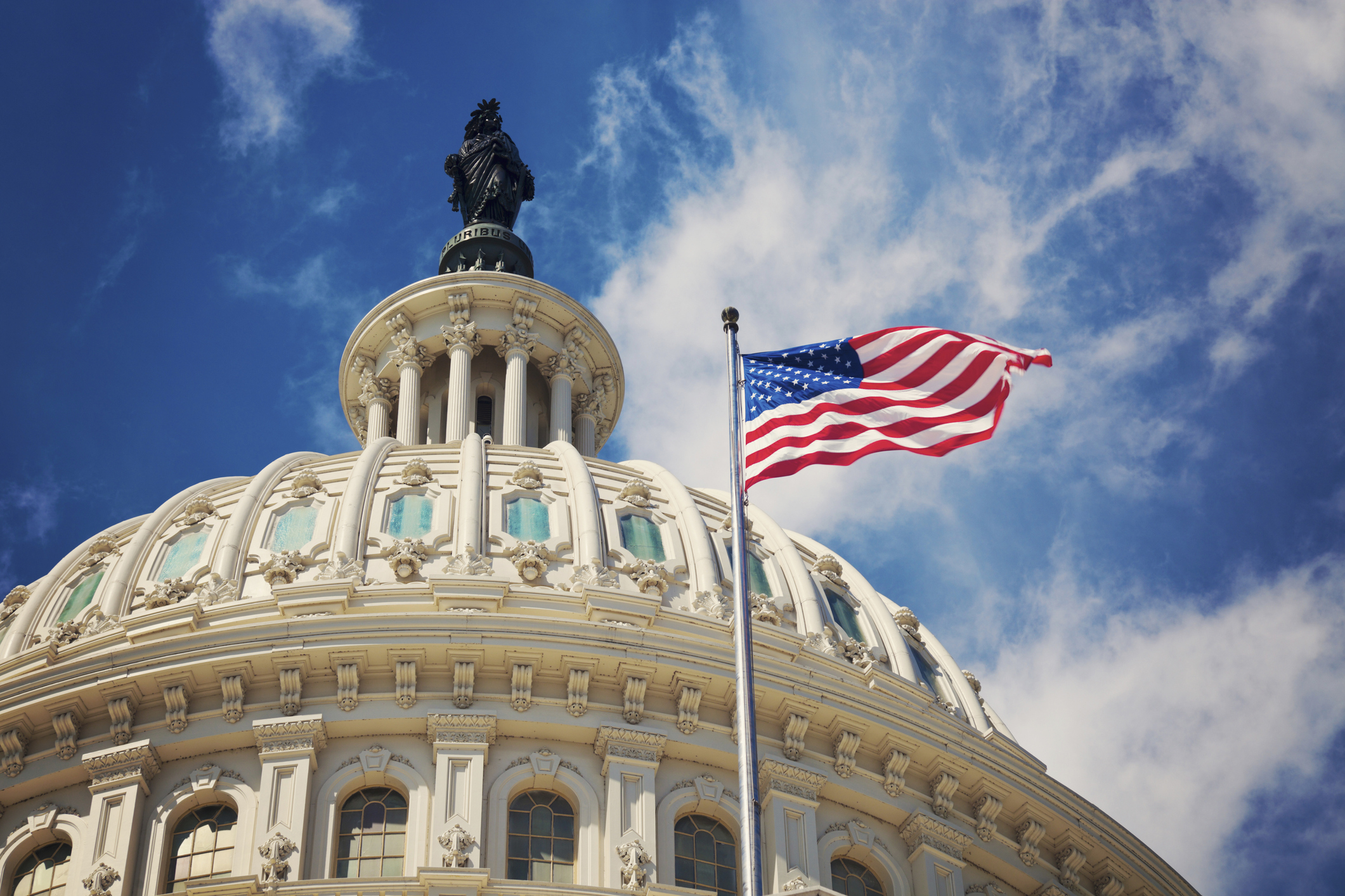 The Capitol - Washington DC