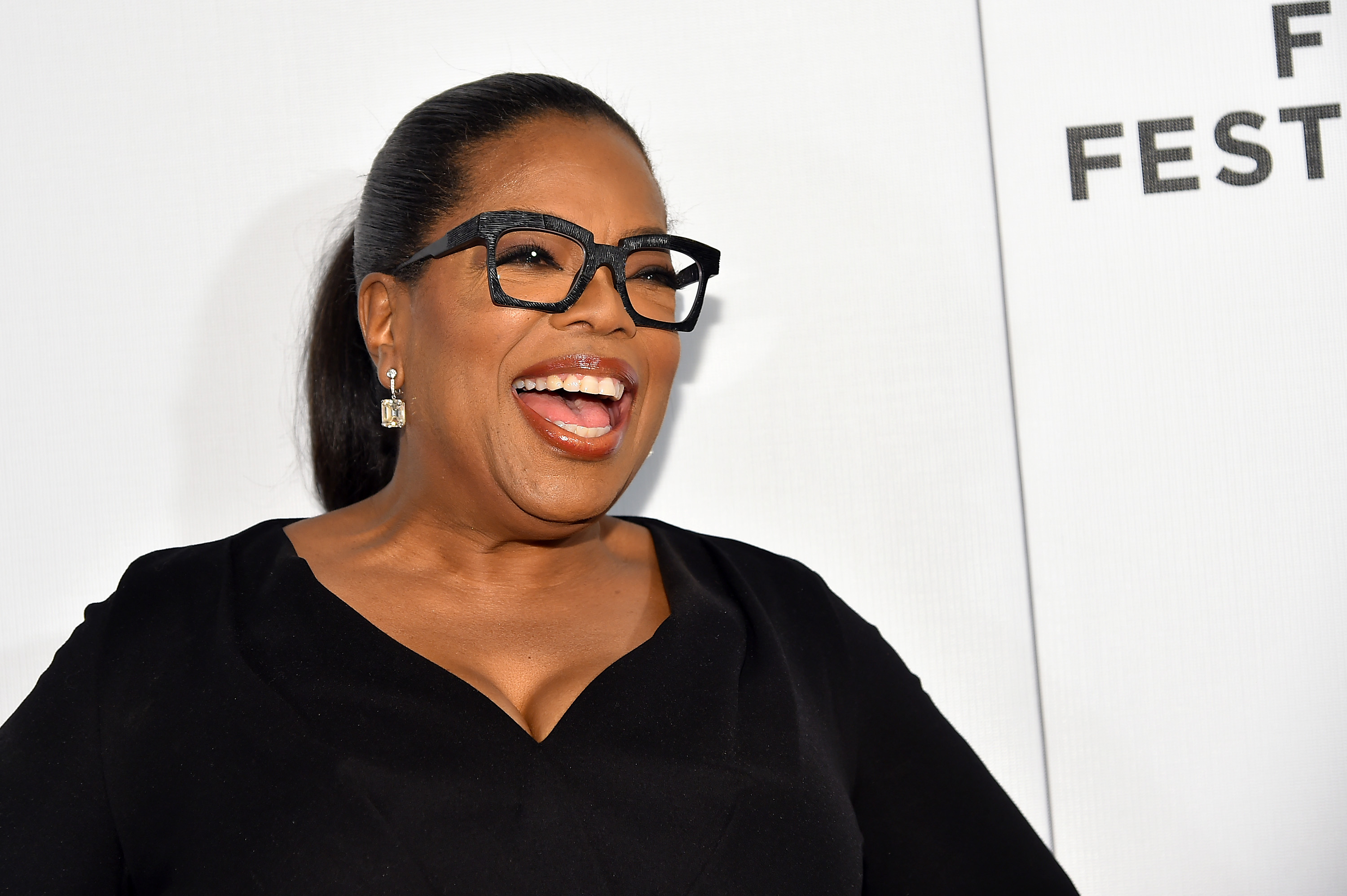 Oprah Winfrey in New York on April 20, 2016.