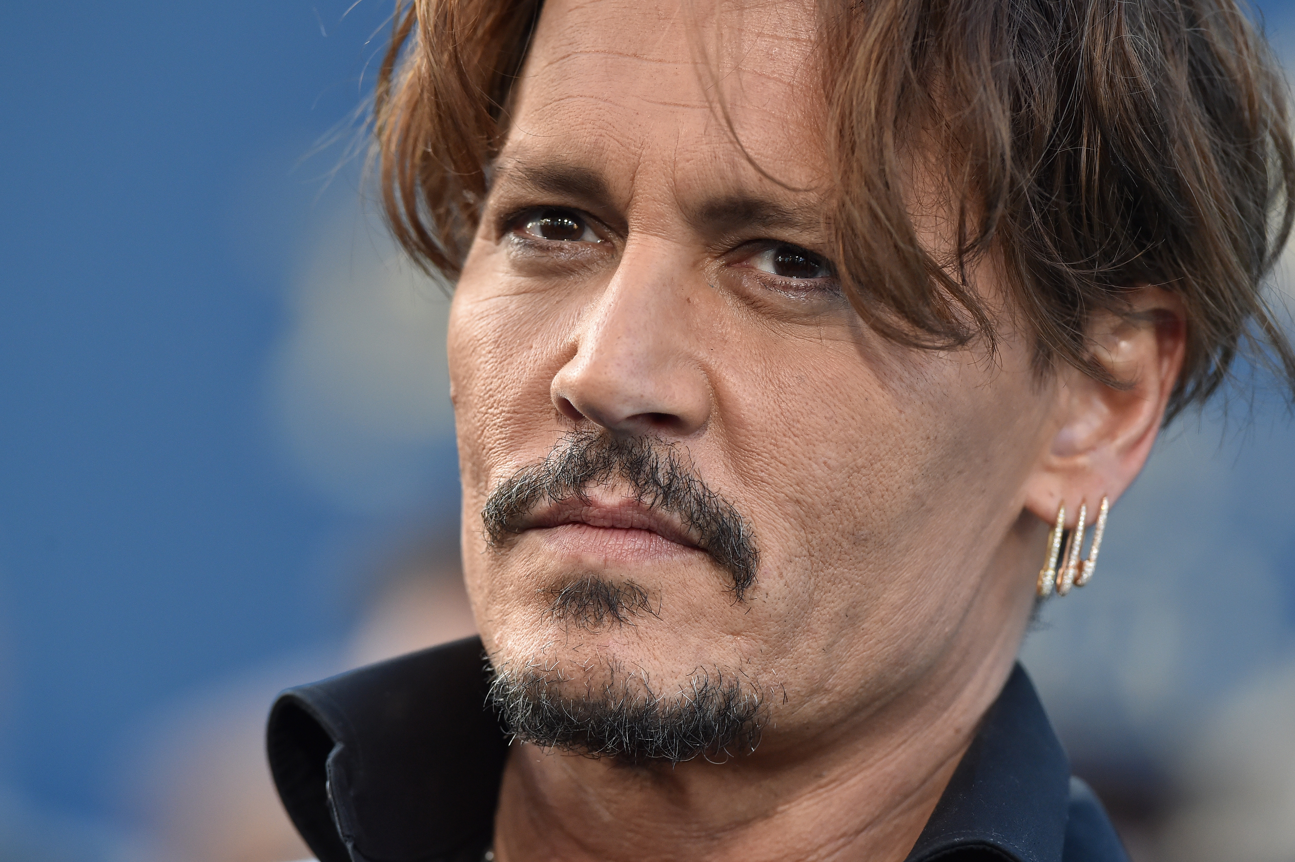 Actor Johnny Depp arrives at the premiere of Disney's 'Pirates of the Caribbean: Dead Men Tell No Tales' at Dolby Theatre on May 18, 2017 in Hollywood, California.