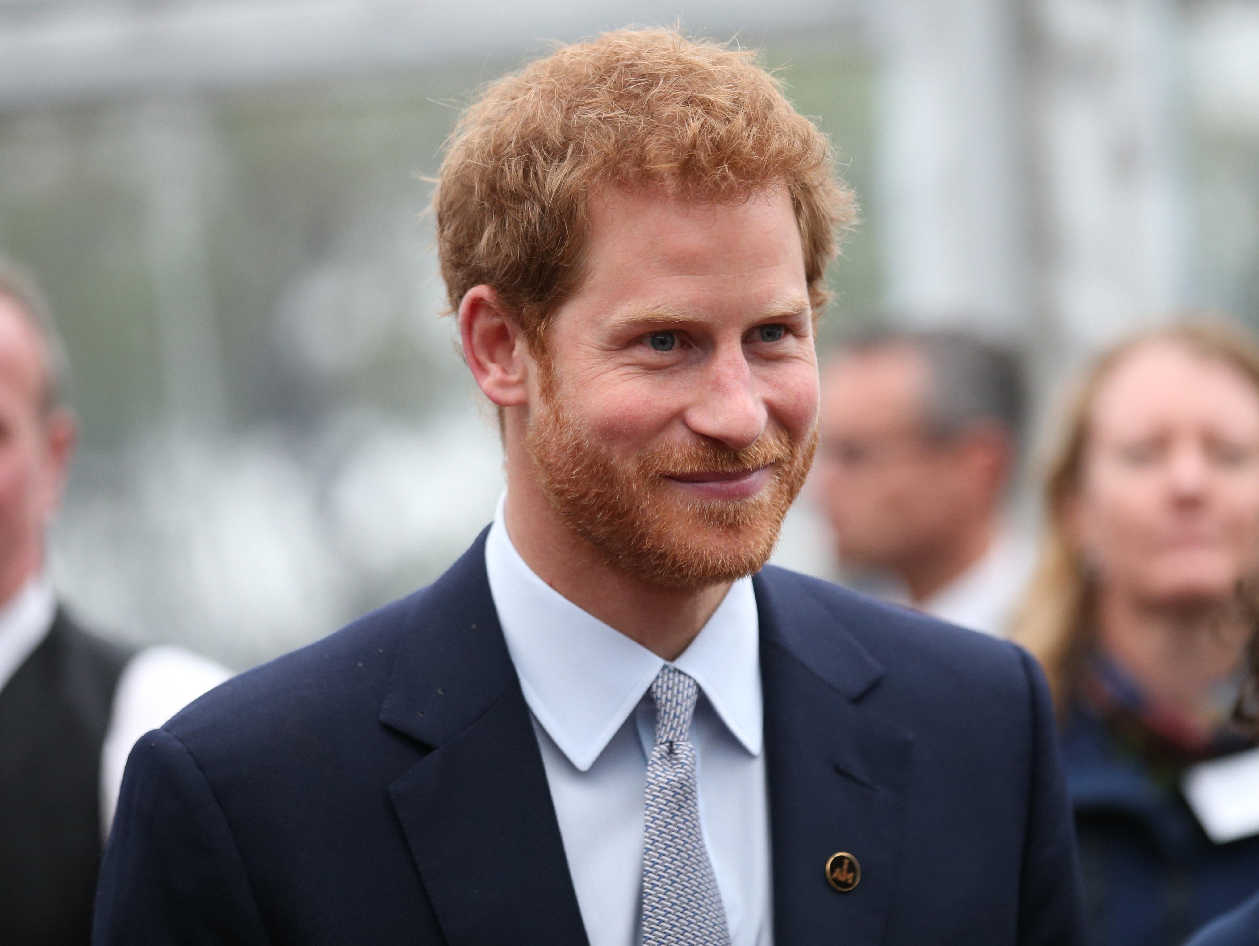 Prince Harry in Sydney, Australia, on June 7, 2017.