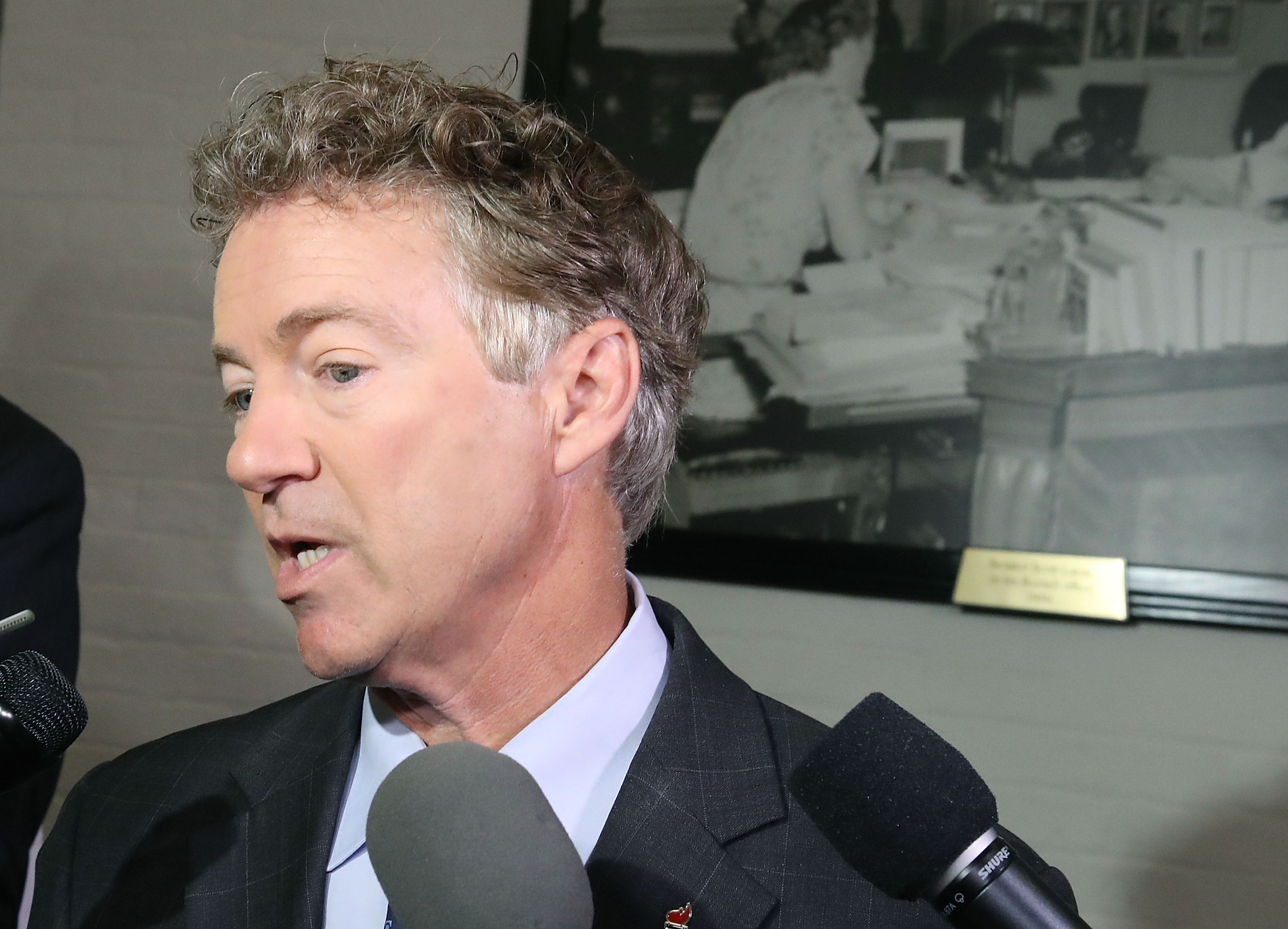 Sen. Rand Paul (Getty Images)