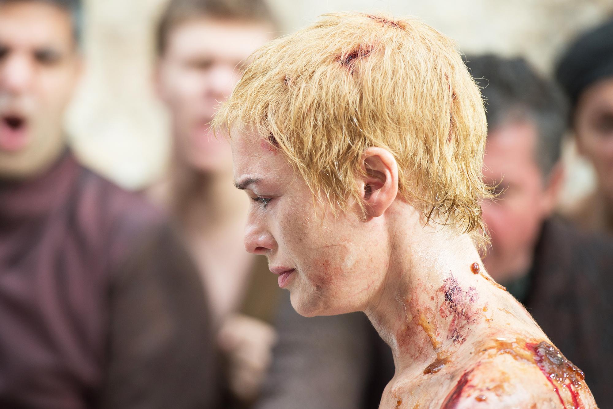 Game Of Thrones Hair Designer On Jon Snow Daenerys Hair Time