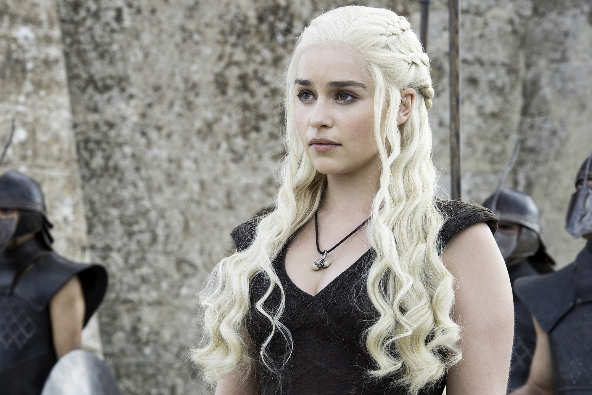 Game of Thrones Hair Designer on Jon Snow, Daenerys Hair | Time