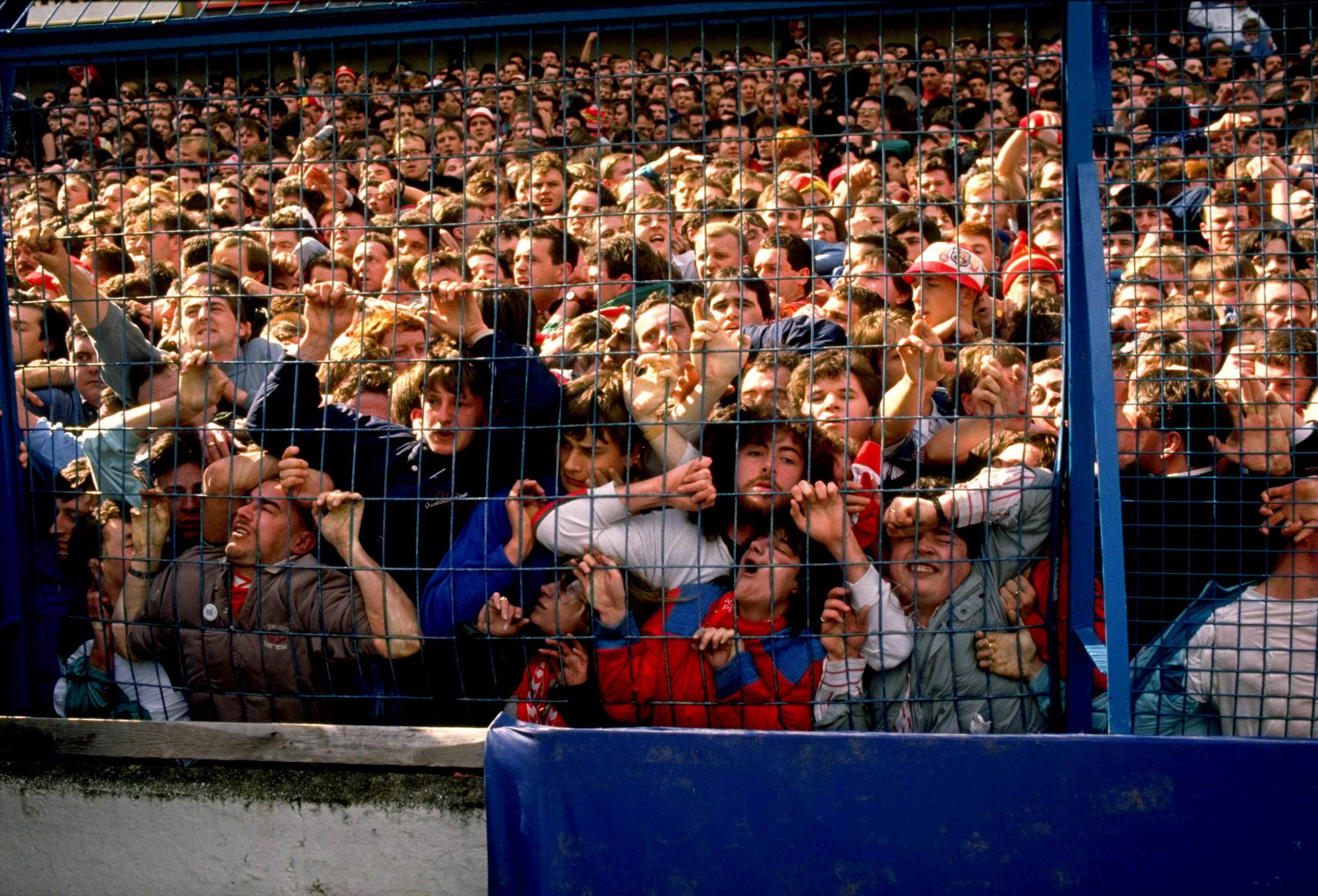 Hillsborough Disaster: Charges and History of Soccer Tragedy | Time