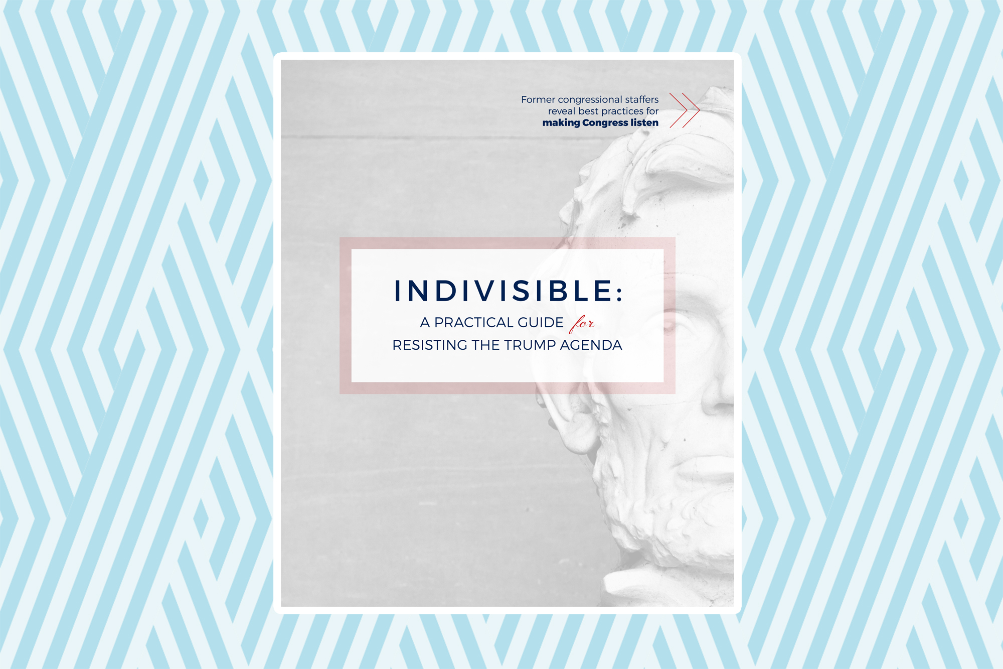 Indivisible Guide; Photo Illustration by Kenneth Bachor for TIME