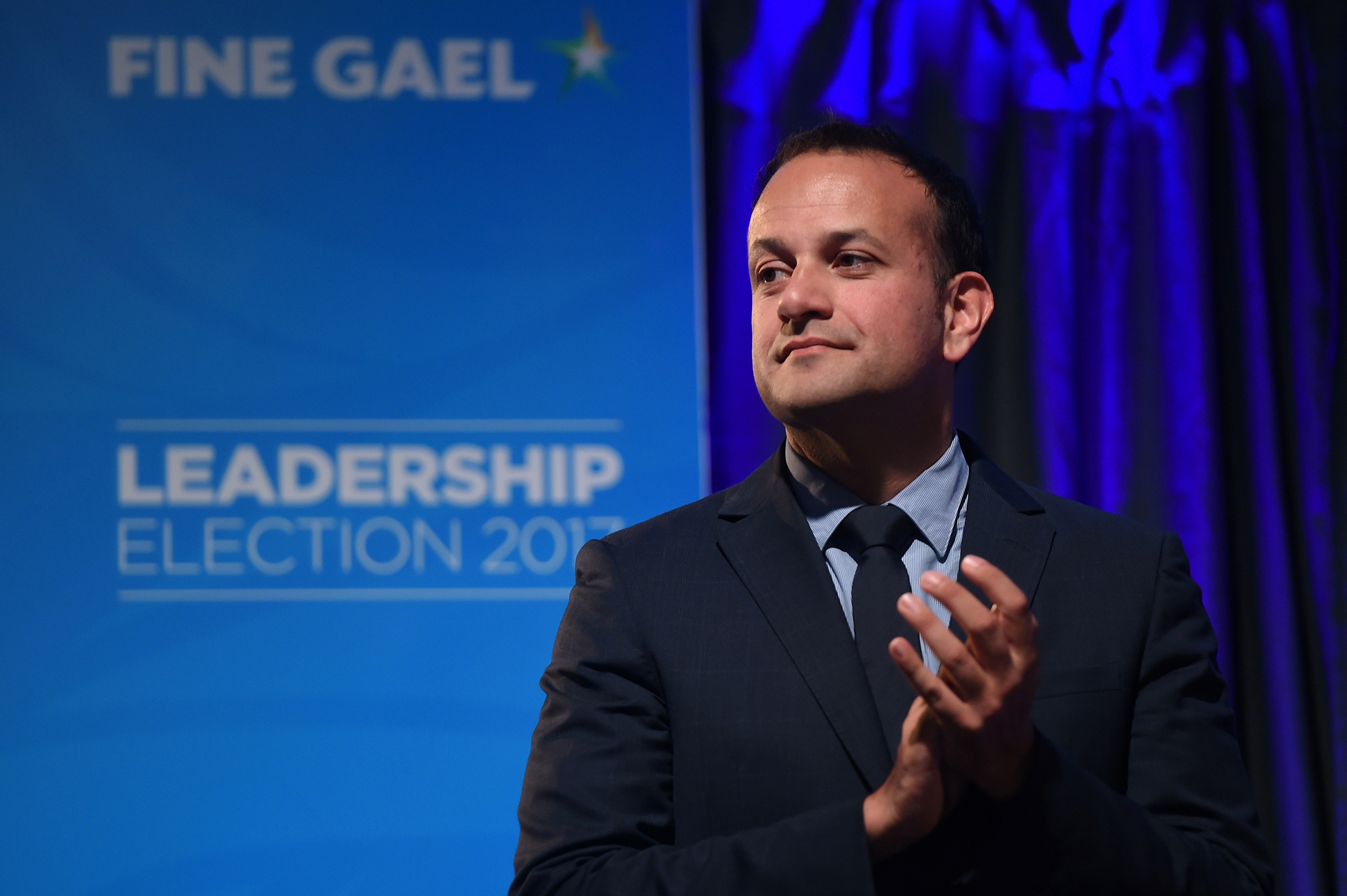 Varadkar is set to become Ireland's youngest ever leader