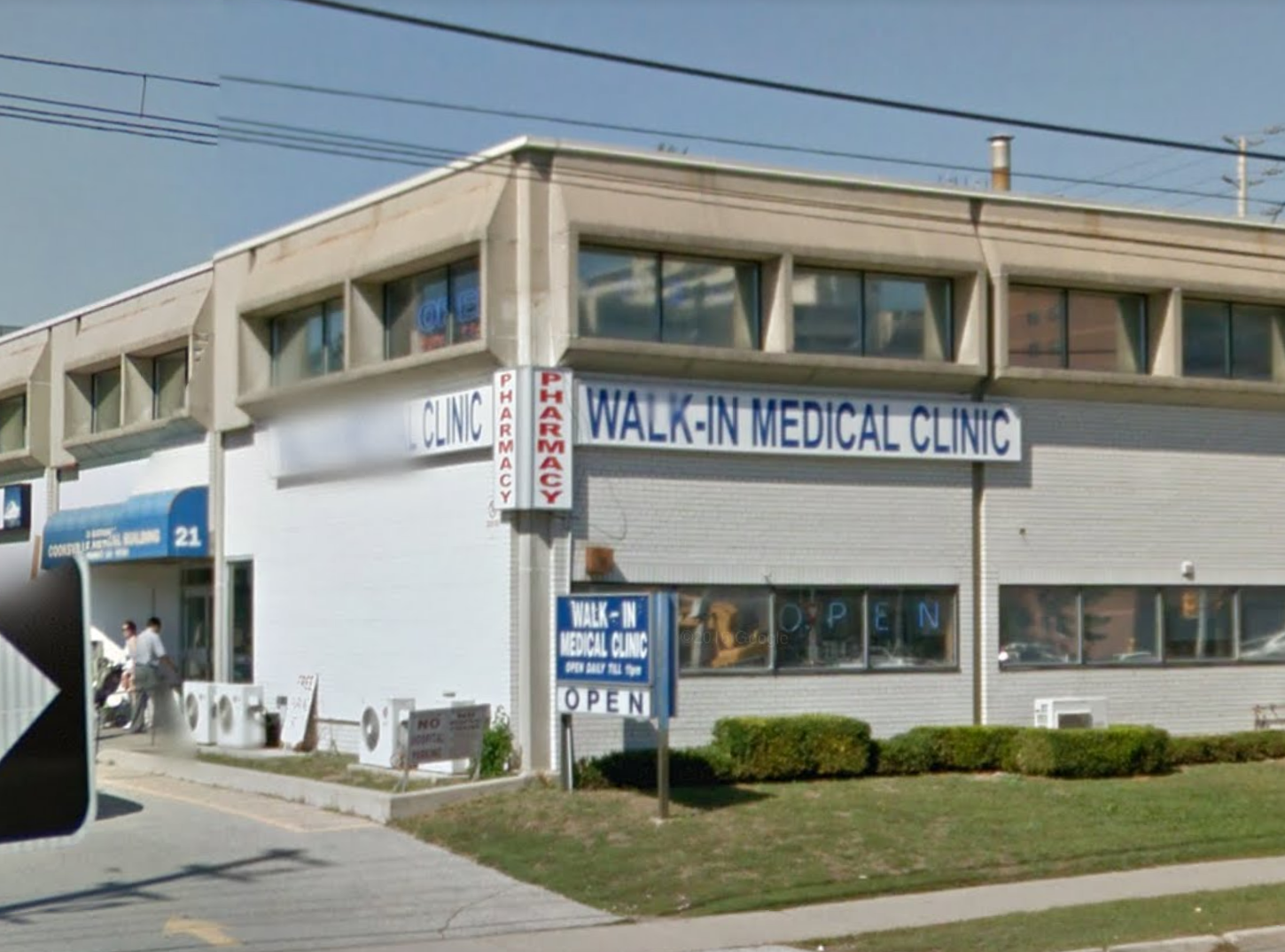 The Rapid Access to Medical Specialists clinic in Mississauga, Ontario