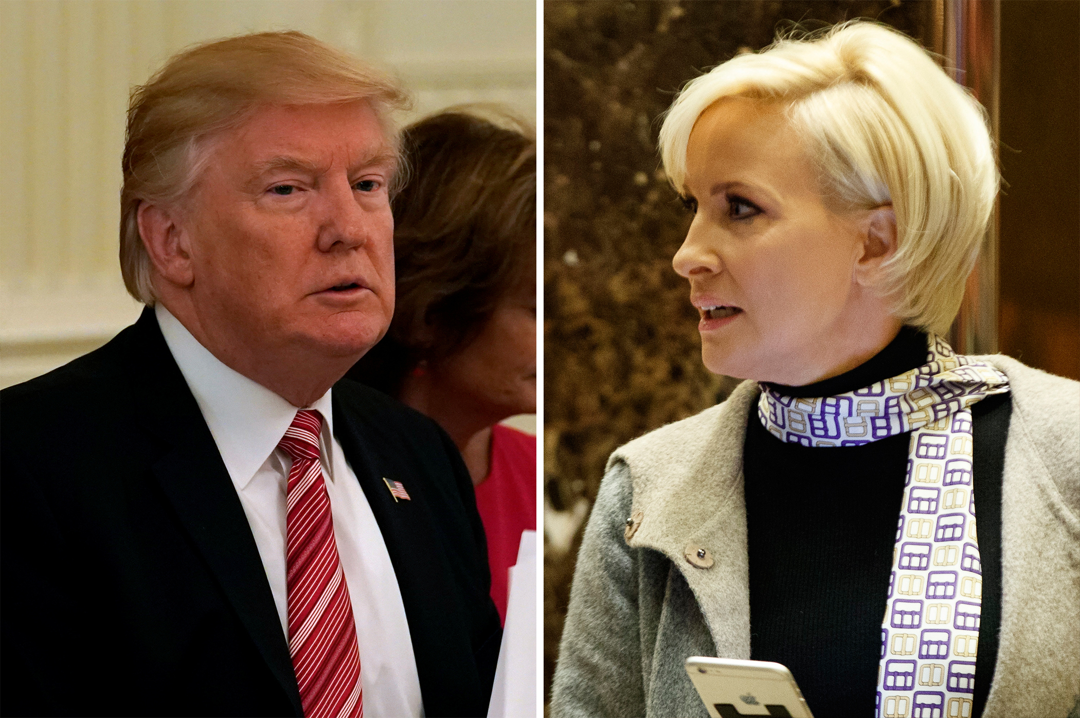 Mika Brzezinski Tweet Donald Trump On Women And Blood Time