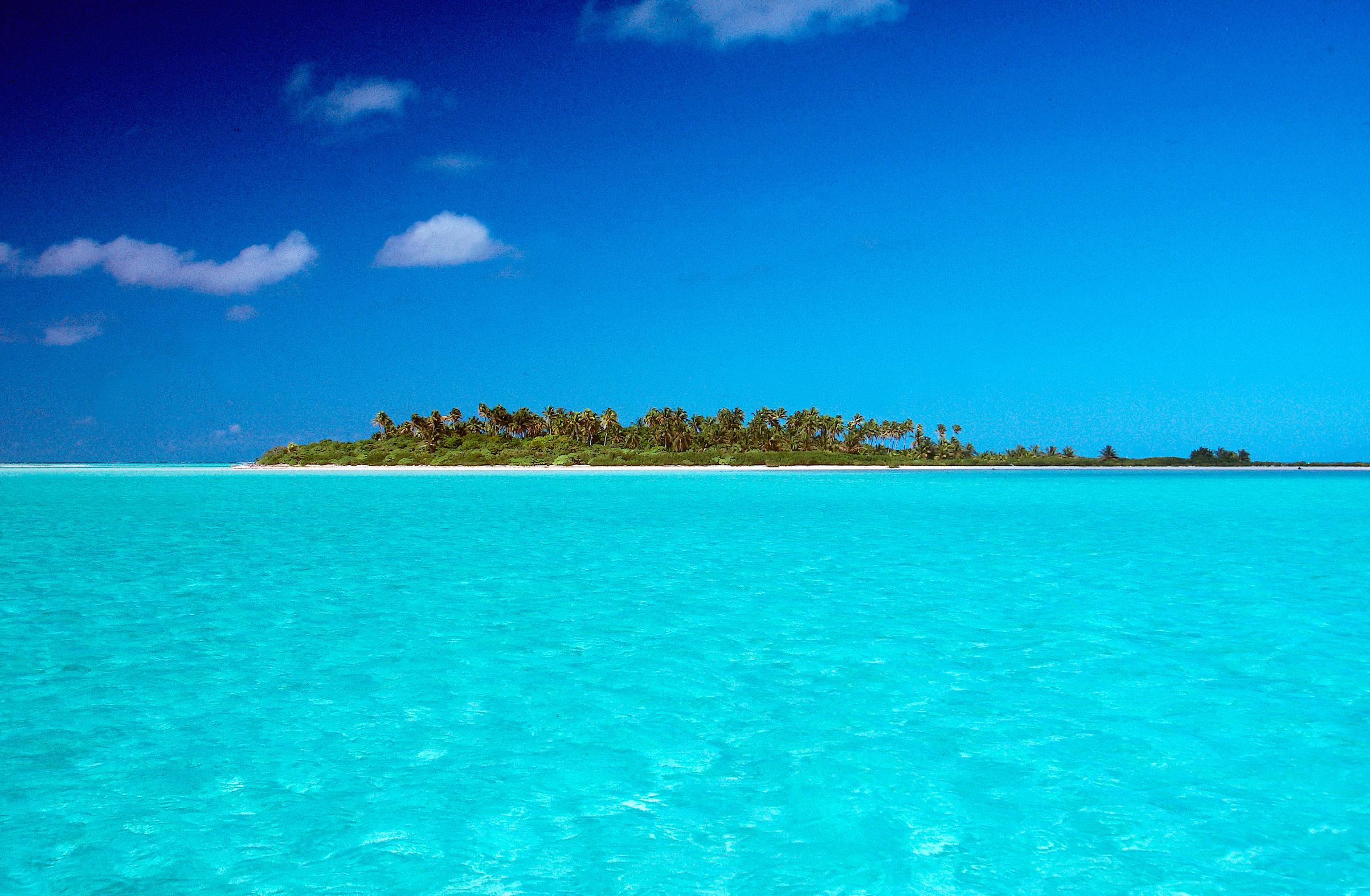 French Polynesia, Tetiaroa