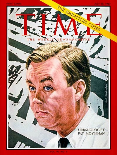 The July 28, 1967, cover of TIME