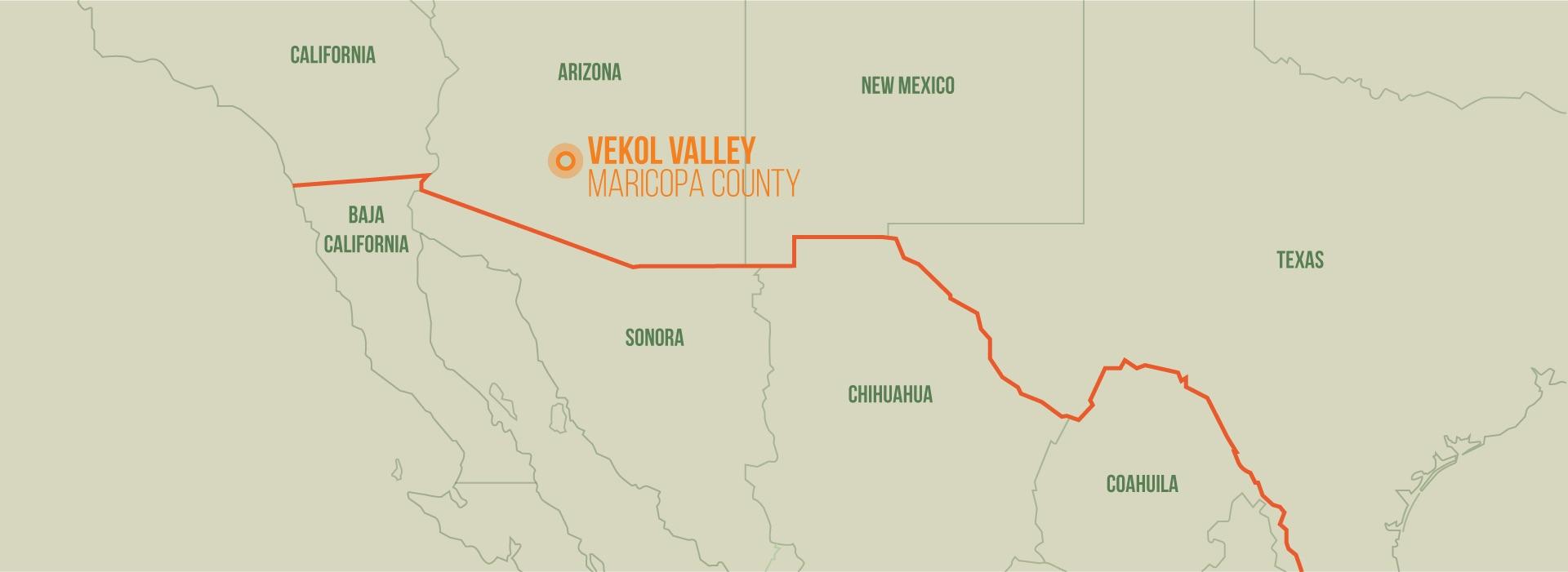 Vekol Valley, Maricopa County, Ariz. Mallory Short—The Drive