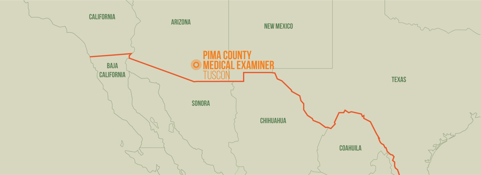 Office of the Prima County Medical Examiner, Tuscon, Ariz. Mallory Short/The Drive