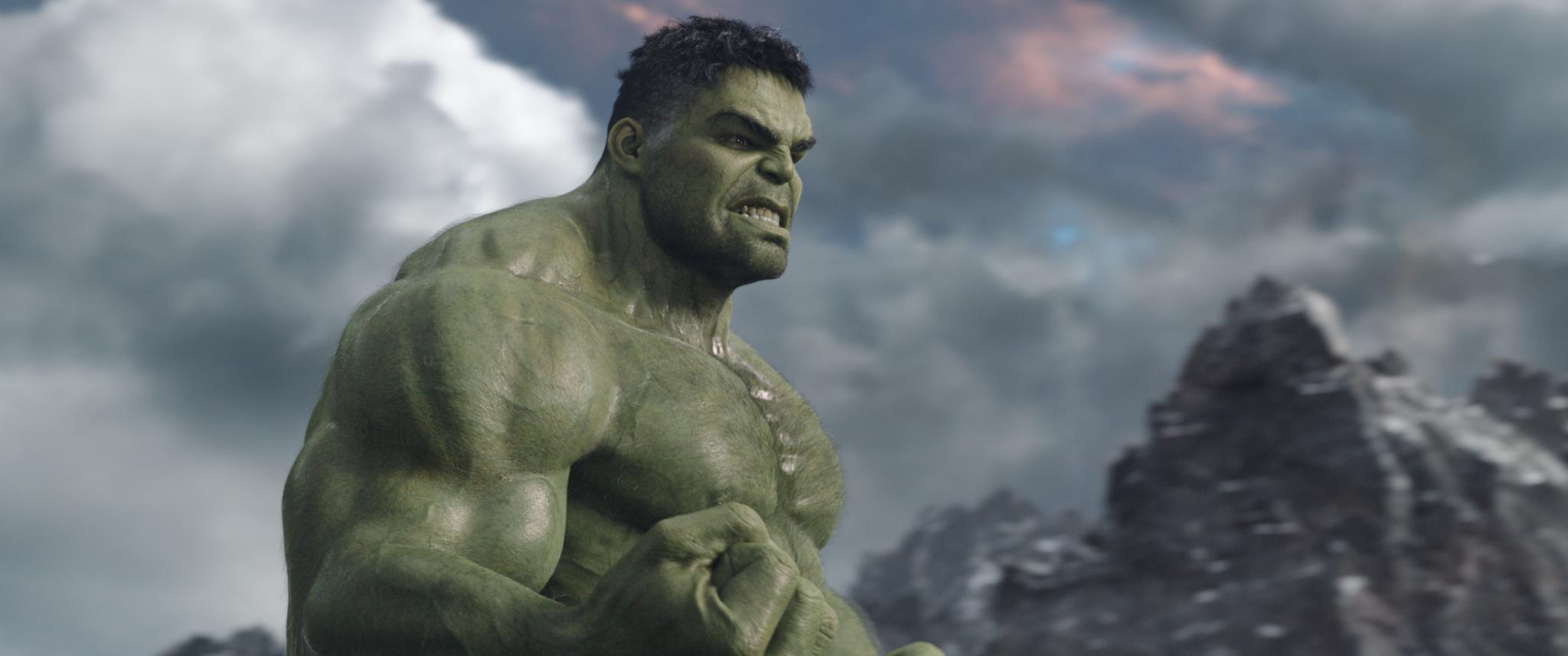 THOR: RAGNAROK. Hulk (Mark Ruffalo)