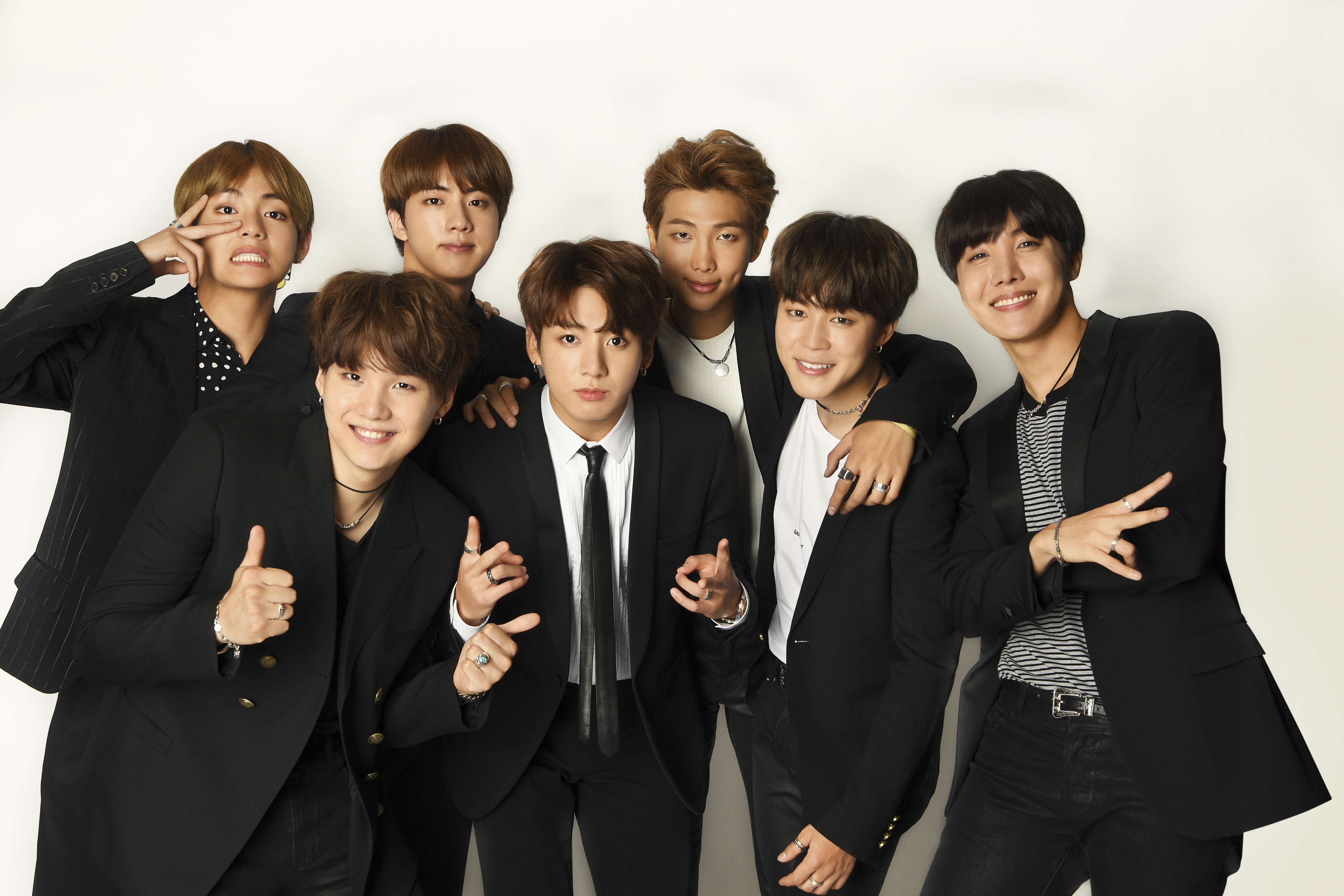 K Pop Band Bts Has Changed Its Name To Beyond The Scene Time