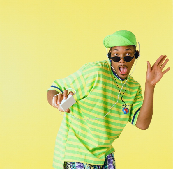 Will Smith as William 'Will' Smith in The Fresh Prince of Bel-Air