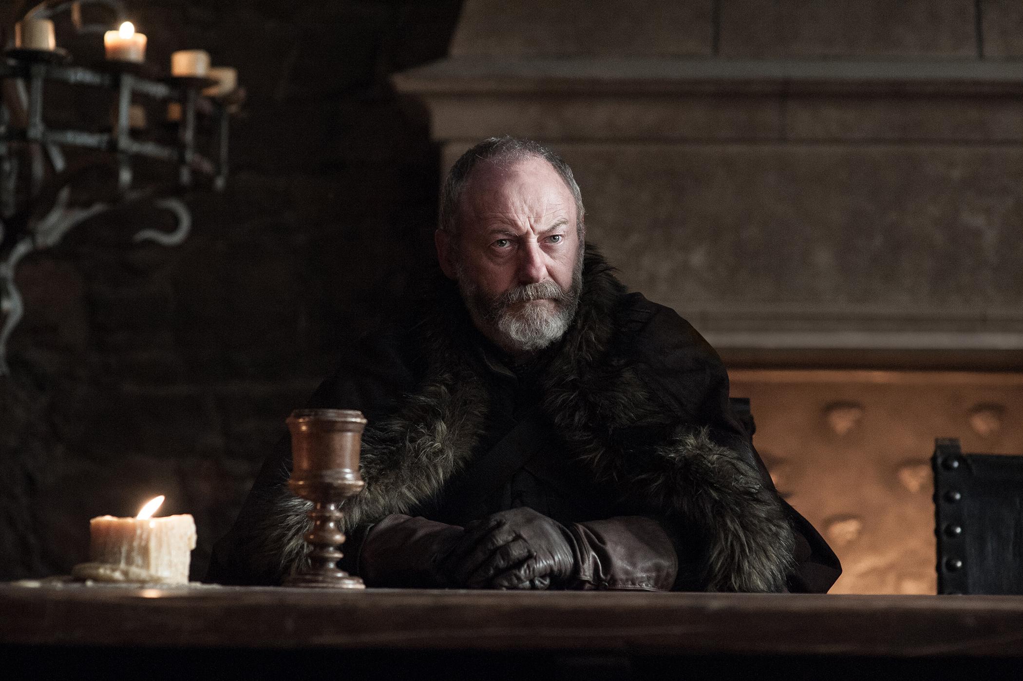 Liam Cunningham in Game of Thrones