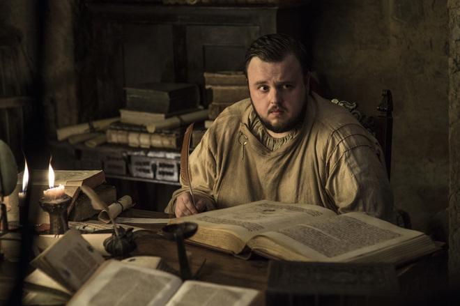 John Bradley in Game of Thrones