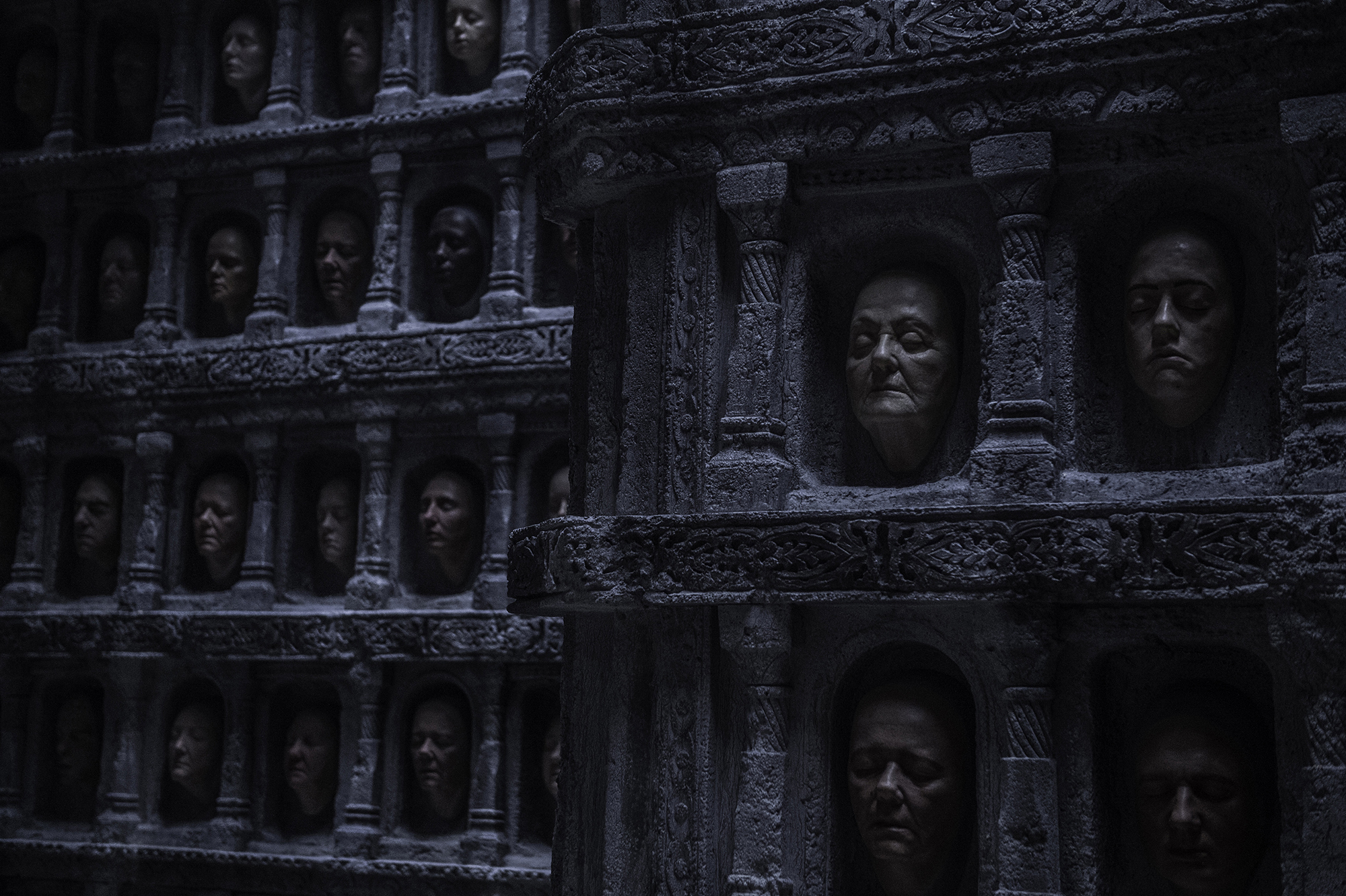 House of Black and White in 'Game of Thrones'. HBO.