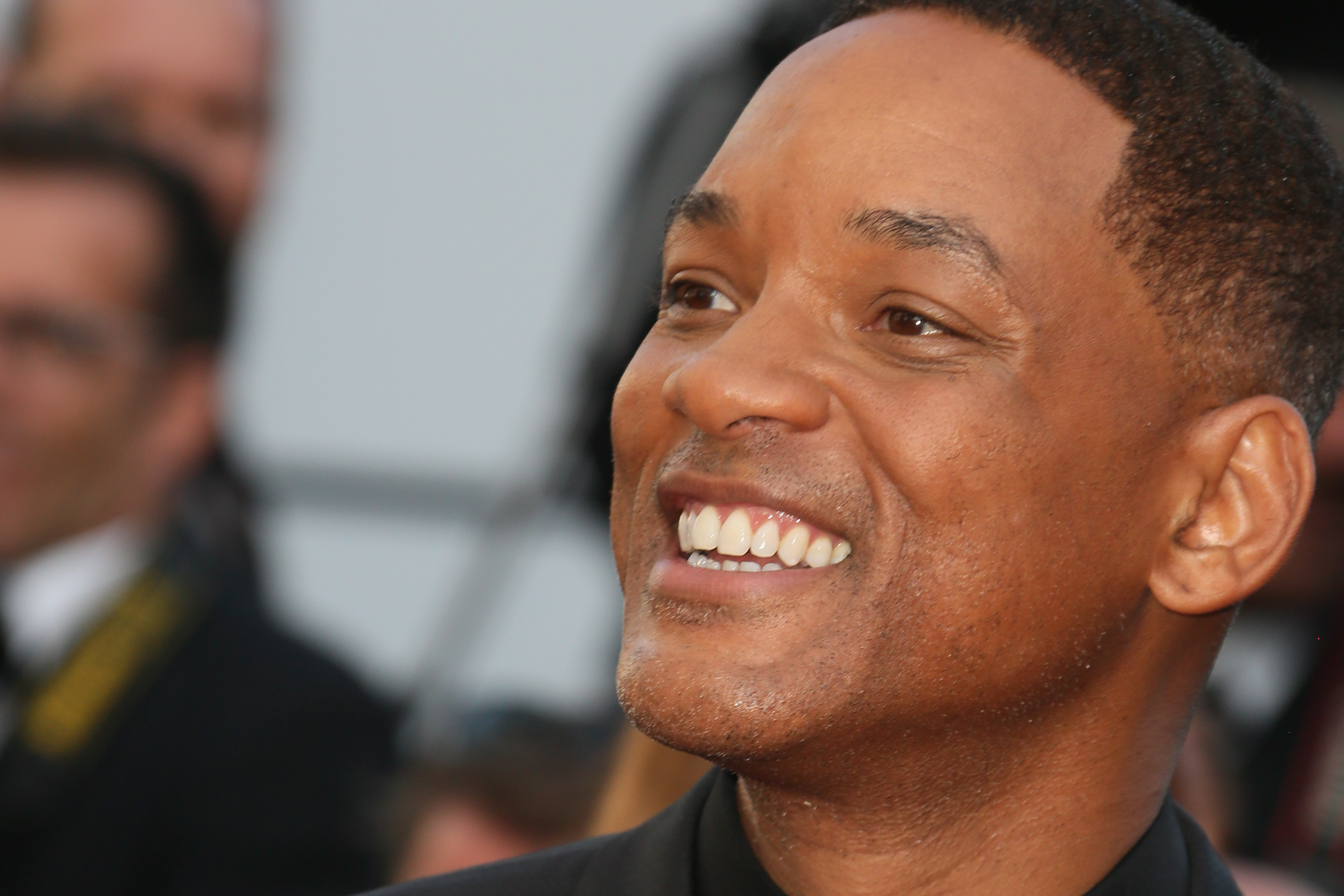 Will Smith attends the Closing Ceremony during the 70th annual Cannes Film Festival at Palais des Festivals on May 28, 2017 in Cannes, France