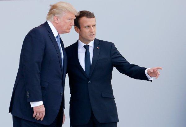 French President Emmanuel Macron S Popularity Plummets Time