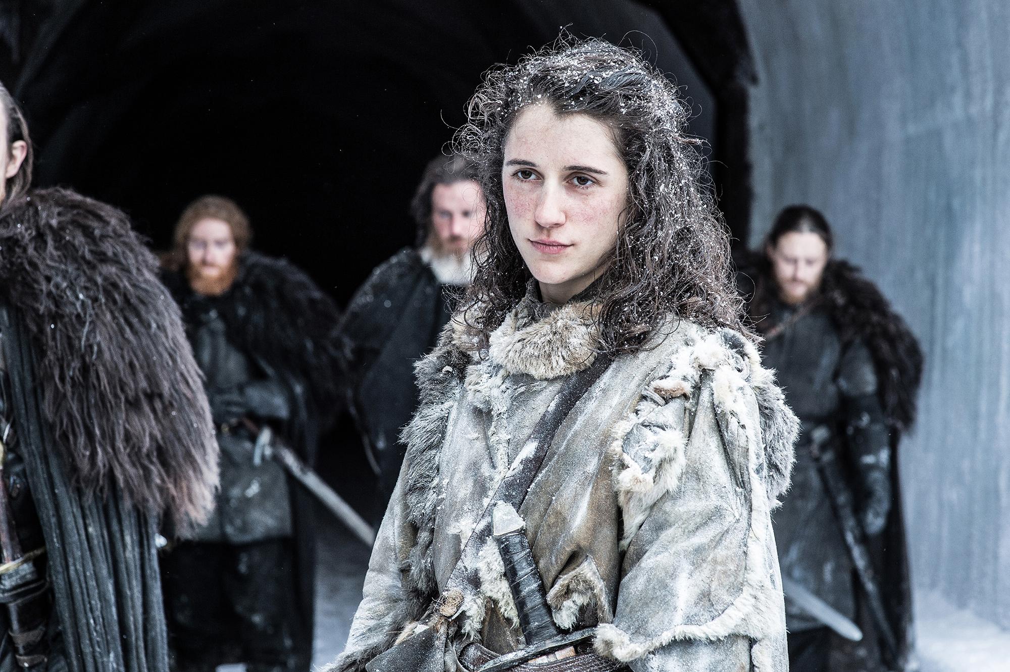Ellie Kendrick in Game of Thrones