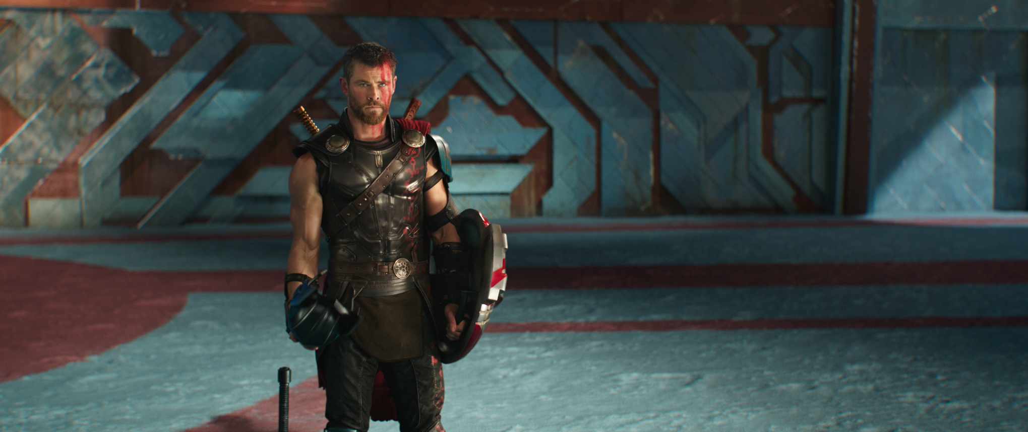 Thor Ragnarok After Credit Scene Explained: Asgardian Ship ... on thor beautiful planet, superman's home planet, spock's home planet, thor's home city, thor's home asgard, cartoon thor home planet,