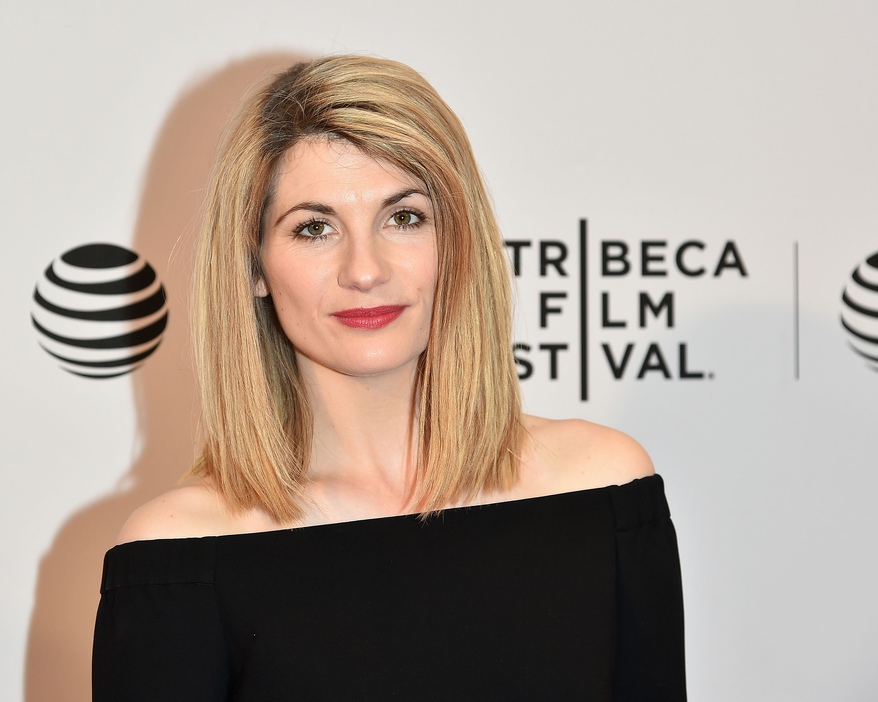 Actress Jodie Whittaker attends the  Adult Life Skills  Premiere during the 2016 Tribeca Film Festival at Chelsea Bow Tie Cinemas on April 17, 2016 in New York City.  (Photo by Ben Gabbe/Getty Images for Tribeca Film Festival)