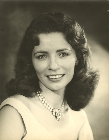 June Carter Cash by Editta Sherman