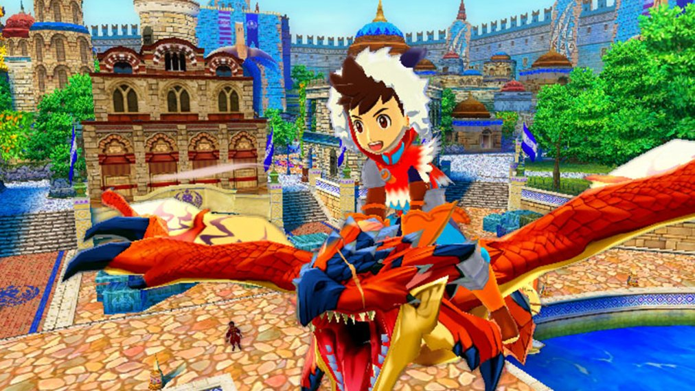 Monster Hunter Stories Puts Release Date In New Trailer Time