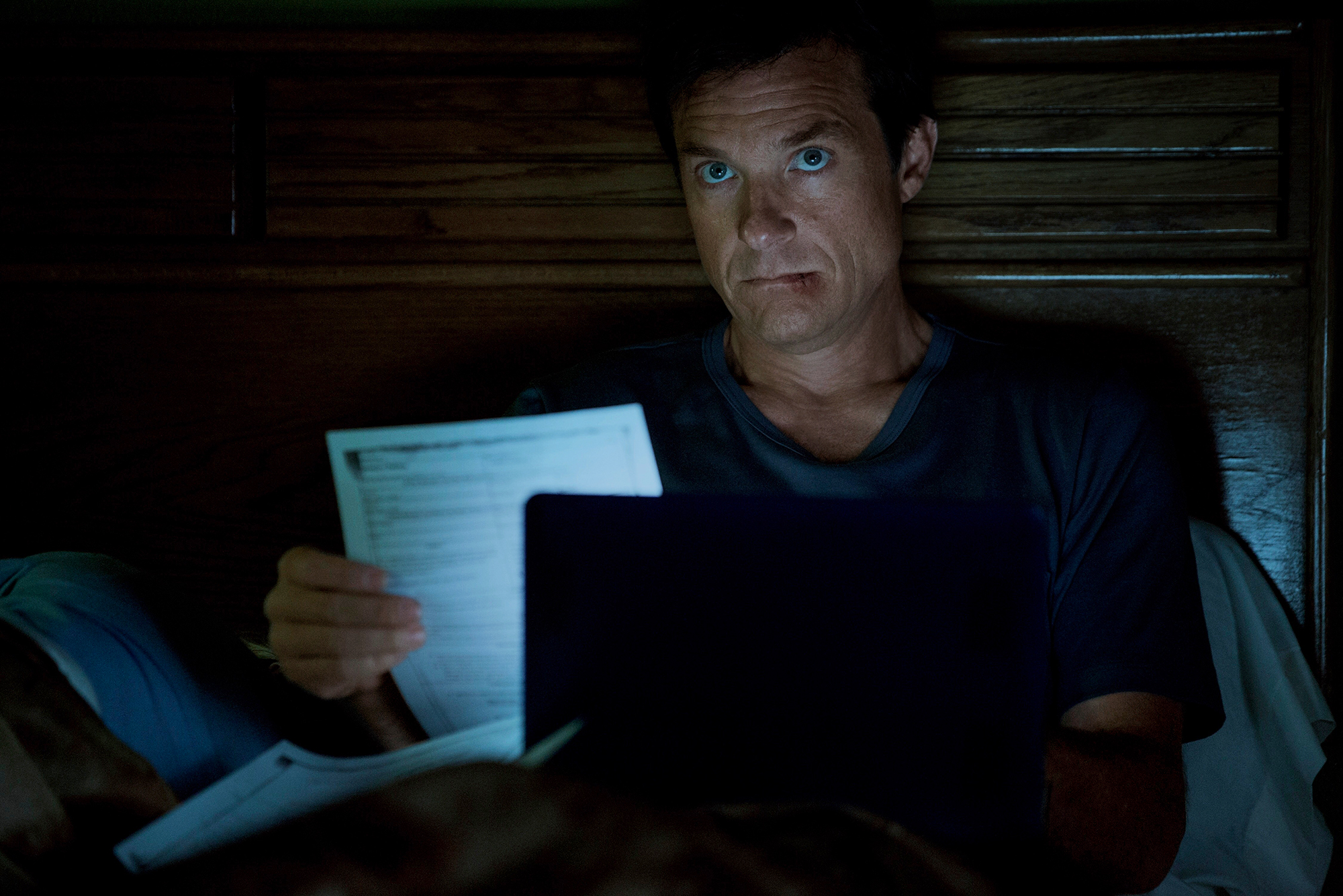 Before going behind the camera on Ozark, Bateman directed two feature films