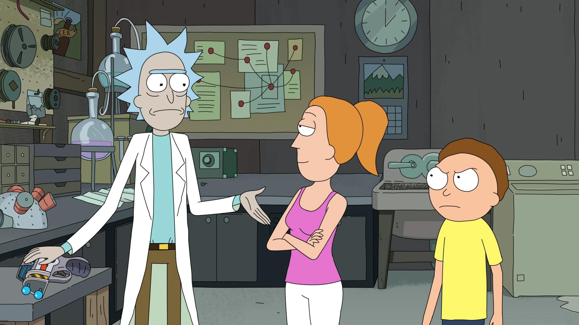 Rick and Morty Season 3: Everything Dan Harmon Told Us   Time