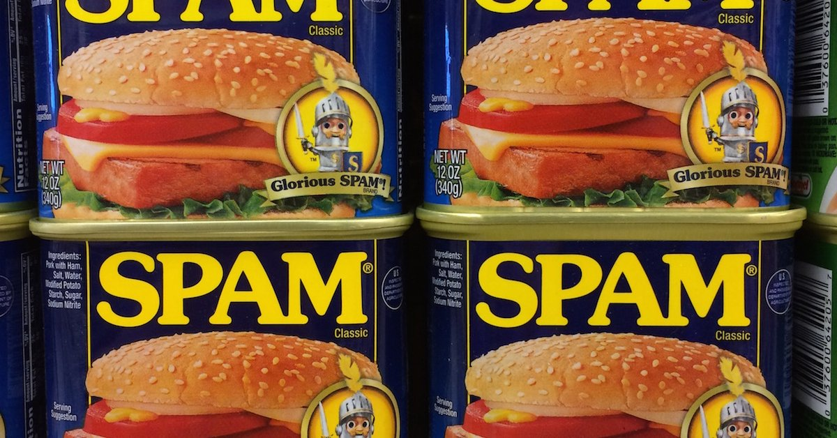 Spam Turns 80 History And Origins Of Canned Meat Time It is seen as the. https time com 4827451 spam history 80th anniversary