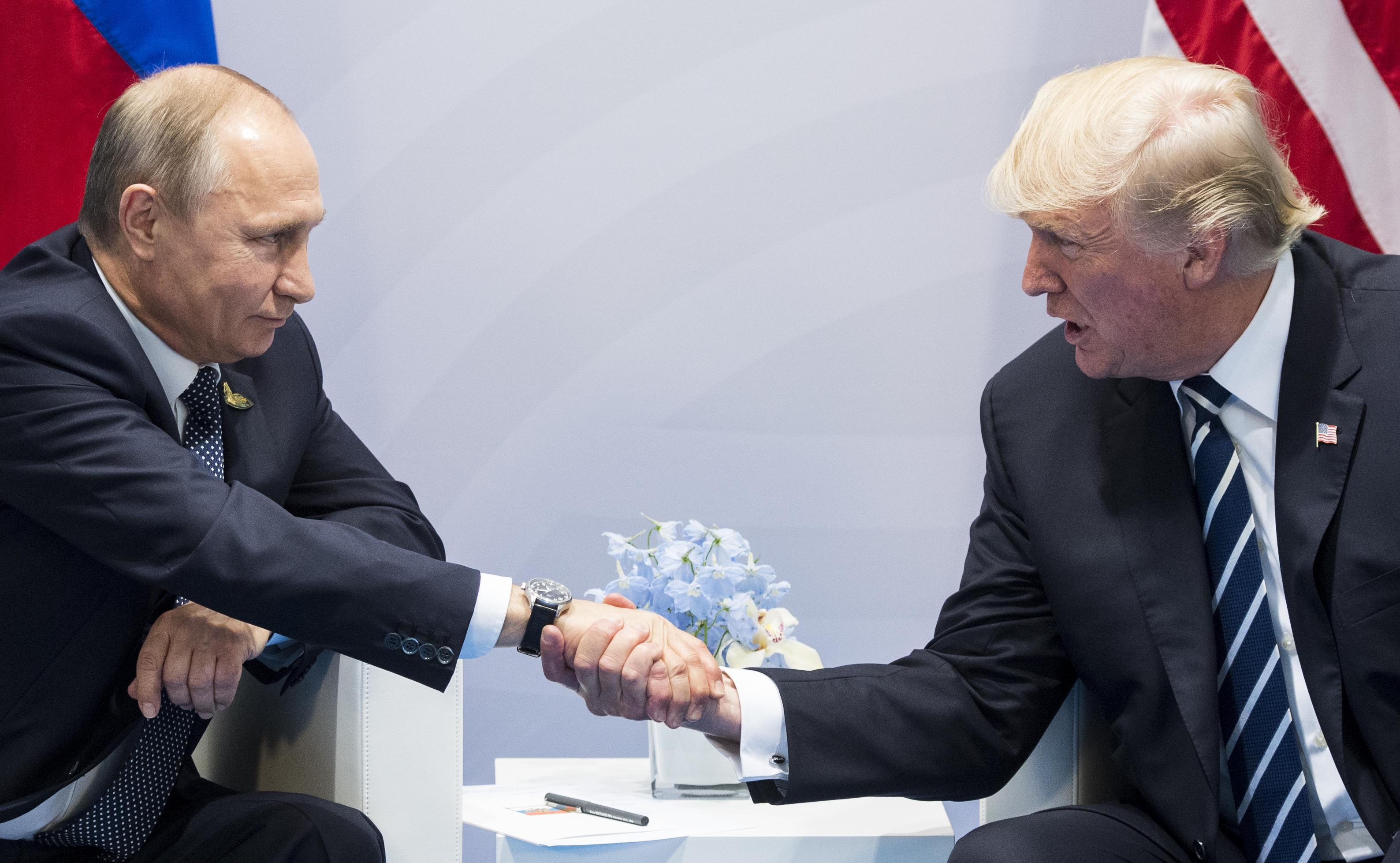 G20 Summit Donald Trump Vladimir Putin Have First Meeting Time