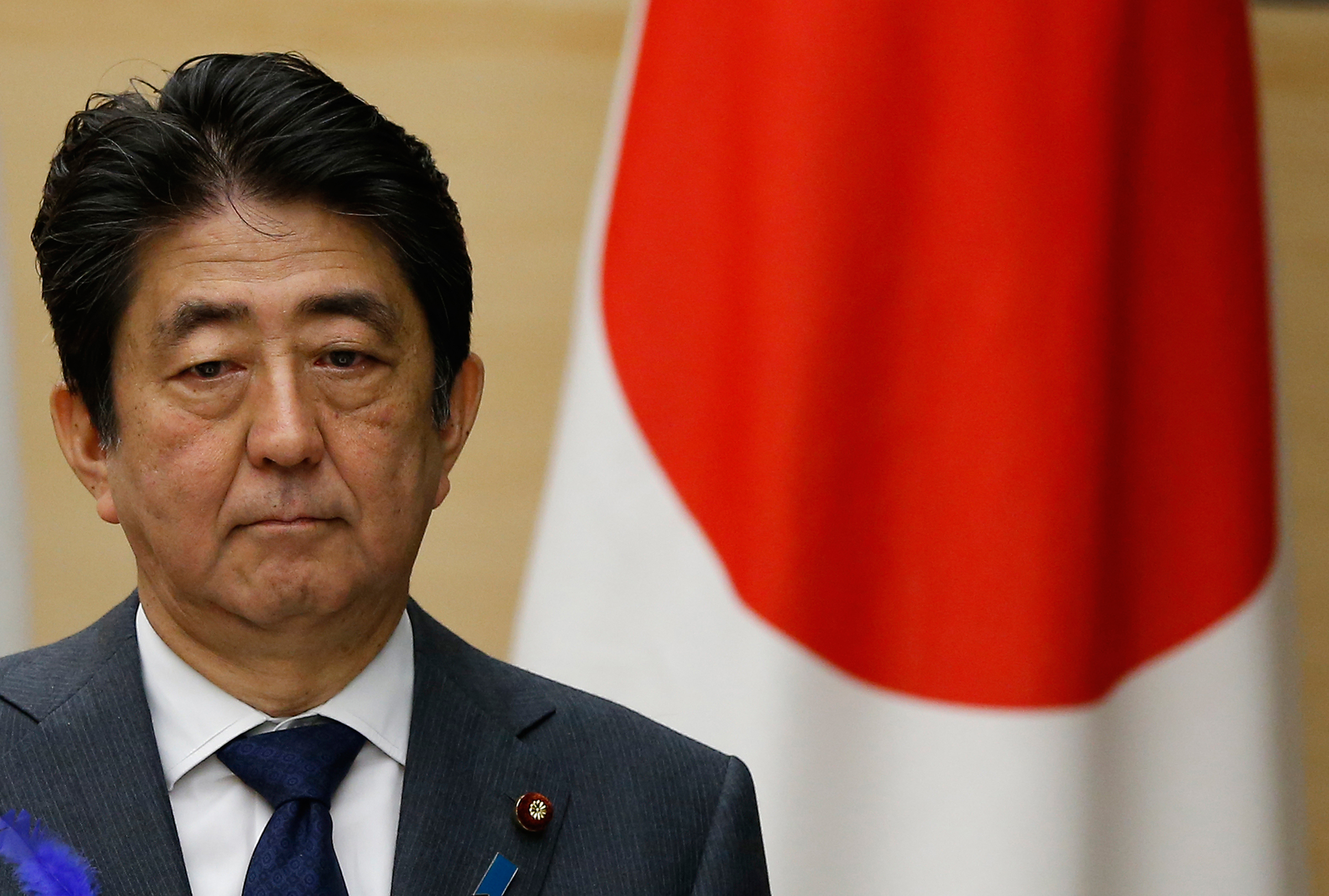 Japanese Prime Minister Shinzo Abe has been tarnished by a string of controversies