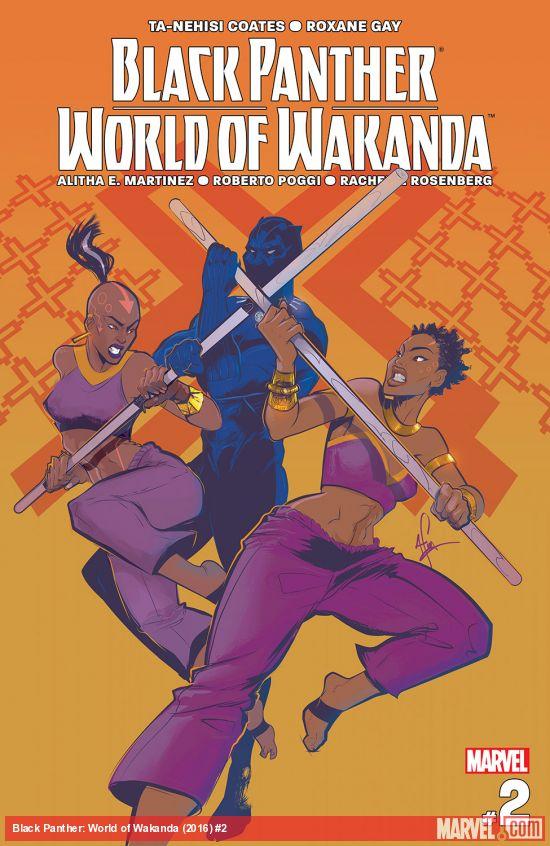 World of Wakanda, Vol. 2