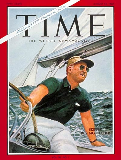 The Aug. 18, 1967, cover of TIME