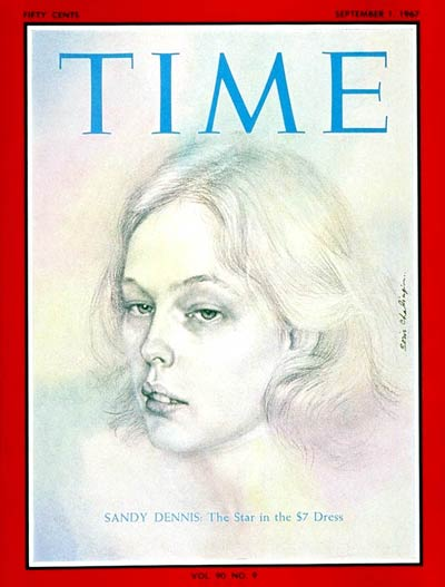 The Sept. 1, 1967, cover of TIME