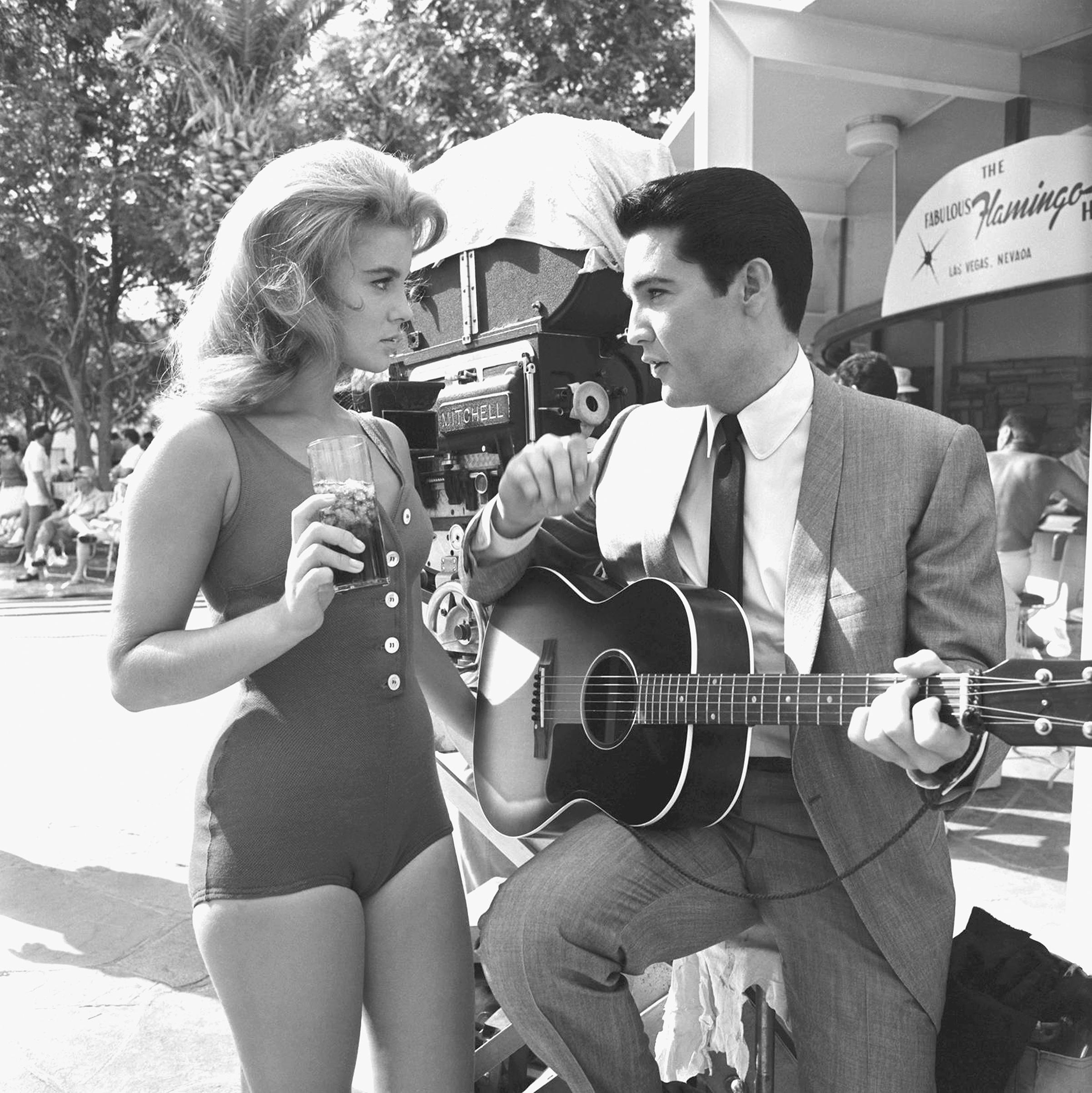 Viva Las Vegas : 1964, Elvis and Ann-Margret.