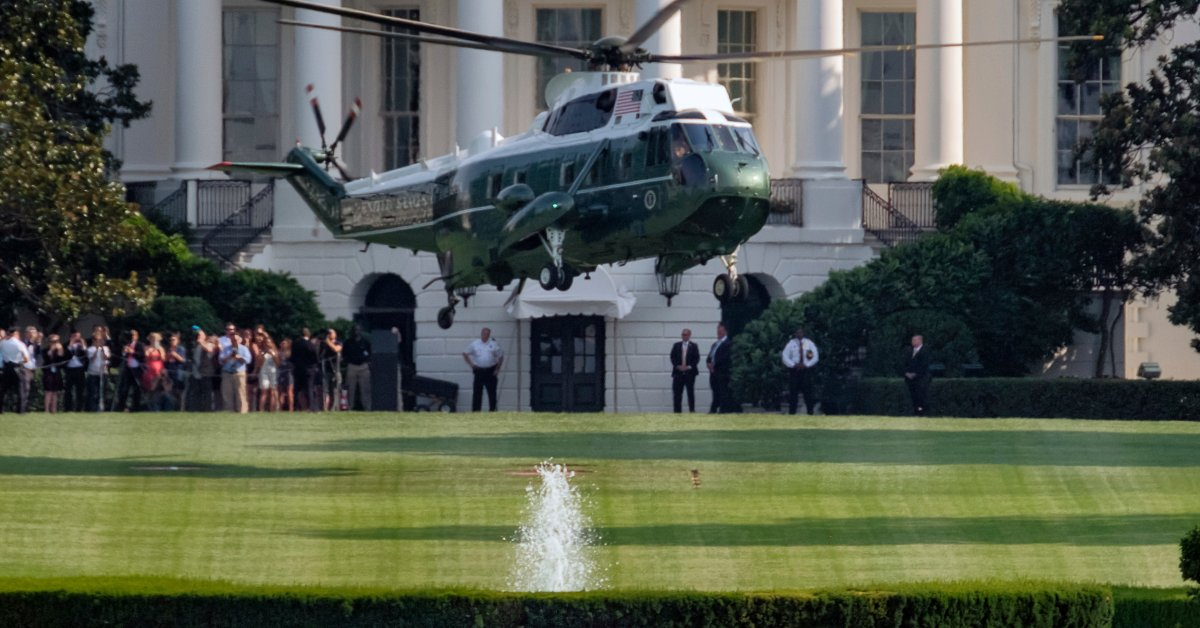 White House Prop Cost Taxpayers Thousands | Time