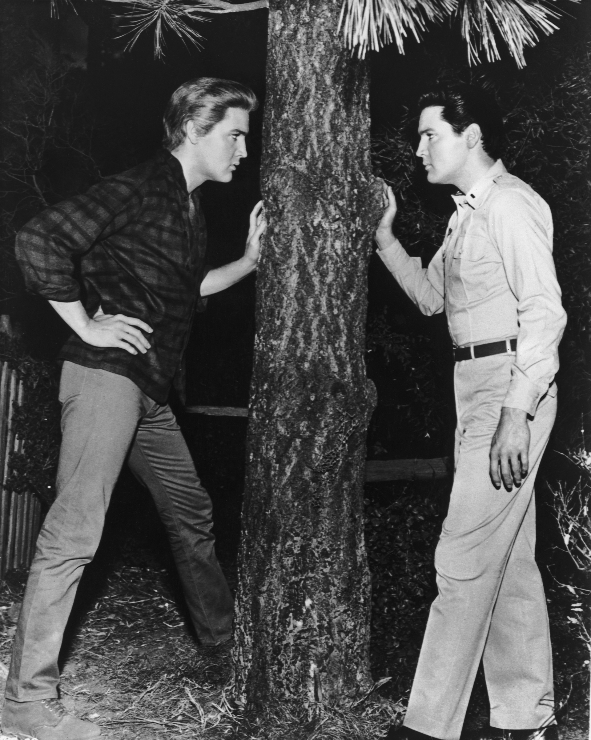 Double Trouble : 1967, Elvis comes face to face with his double.